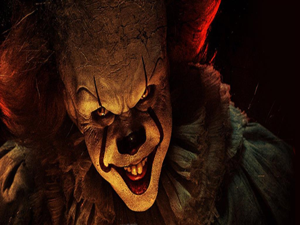 1024x768 IT Chapter Two Thriller Movie Photo
