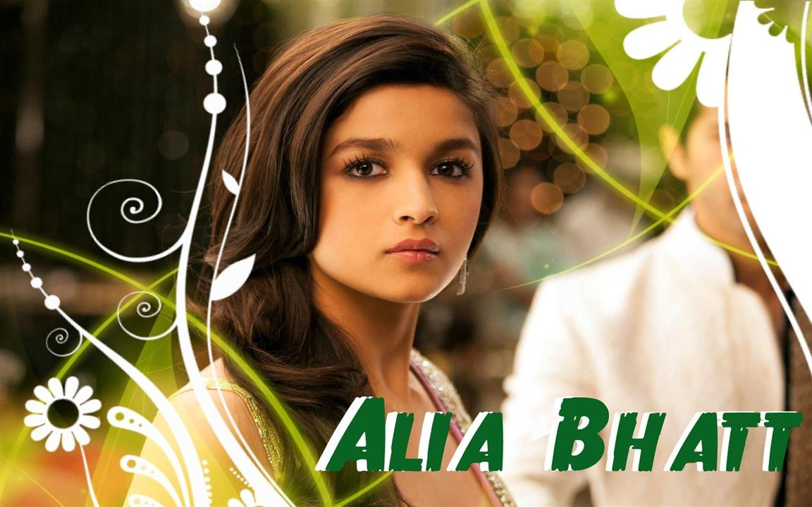 1152x720 Bollywood Actress Alia Bhatt