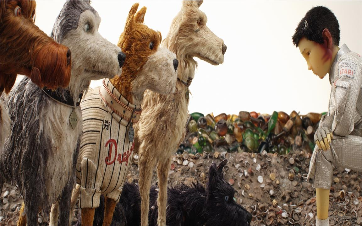 1152x720 Isle of Dogs Movie 4K Wallpaper