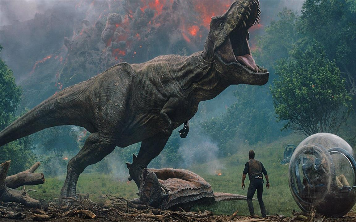 1152x720 Jurassic World Fallen Kingdom Movie Wallpaper