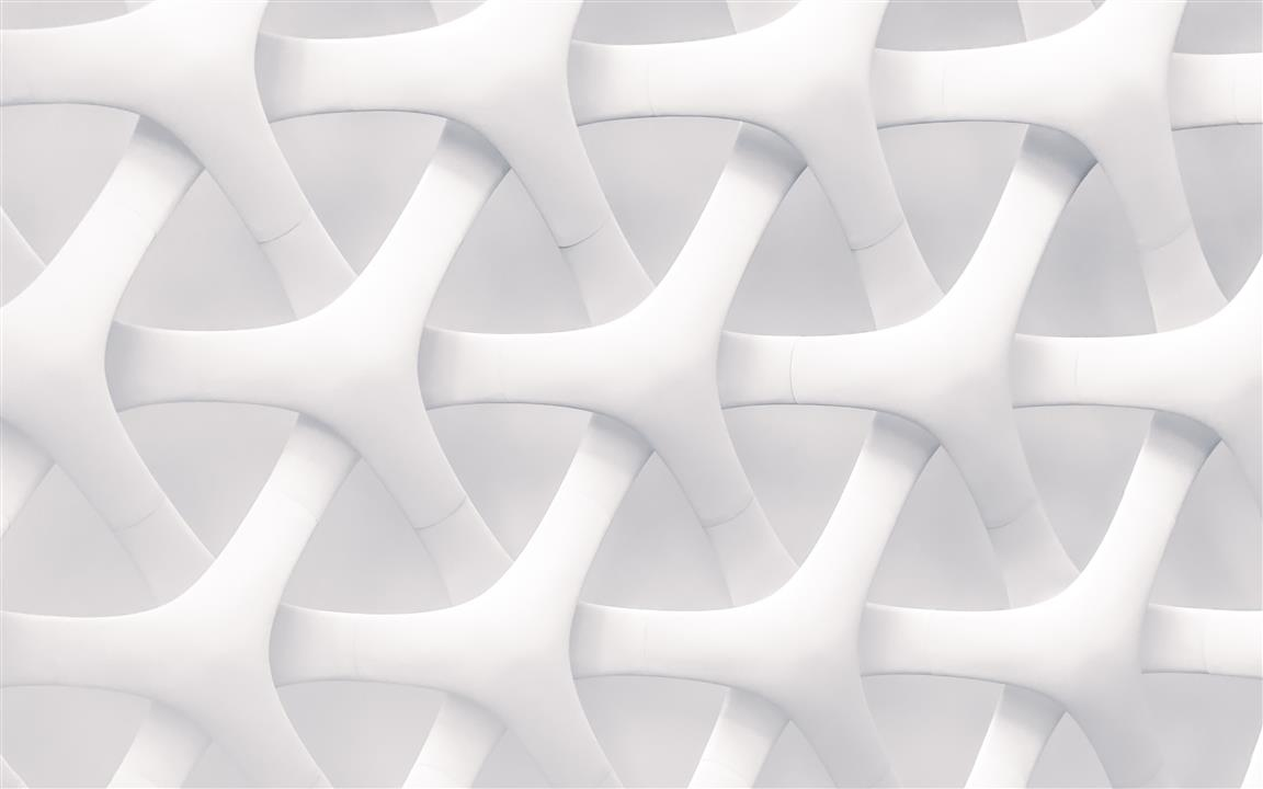 1152x720 White Texture Pattern Abstract 4K Wallpaper