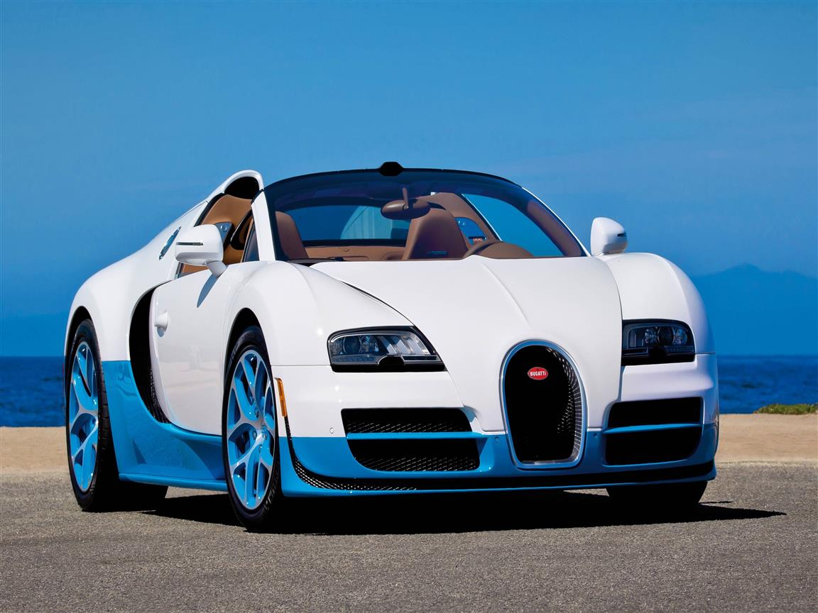 1152x864 Car Bugatti on Road Image