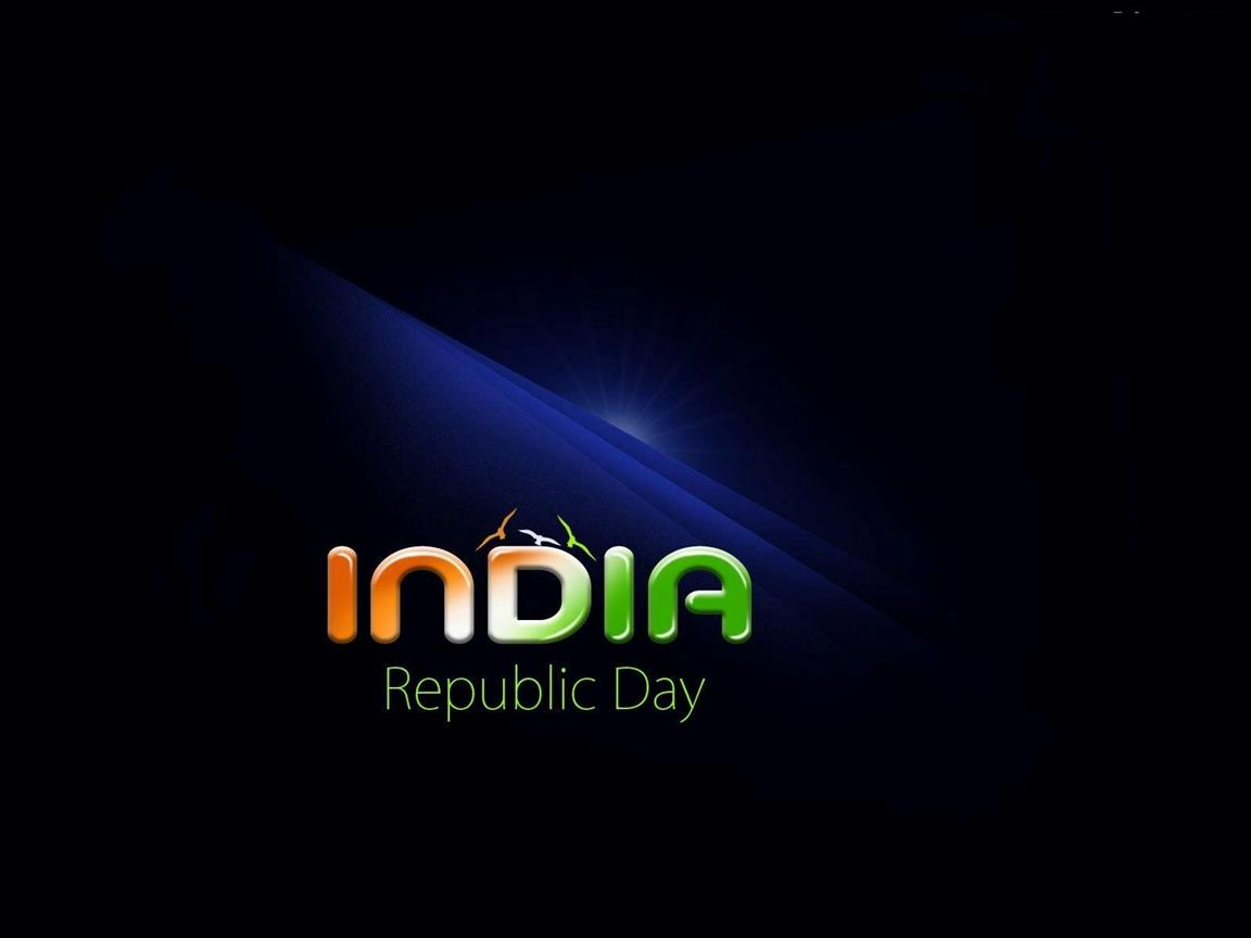 1152x864 India Republic Day 2014 Background Wallpapers