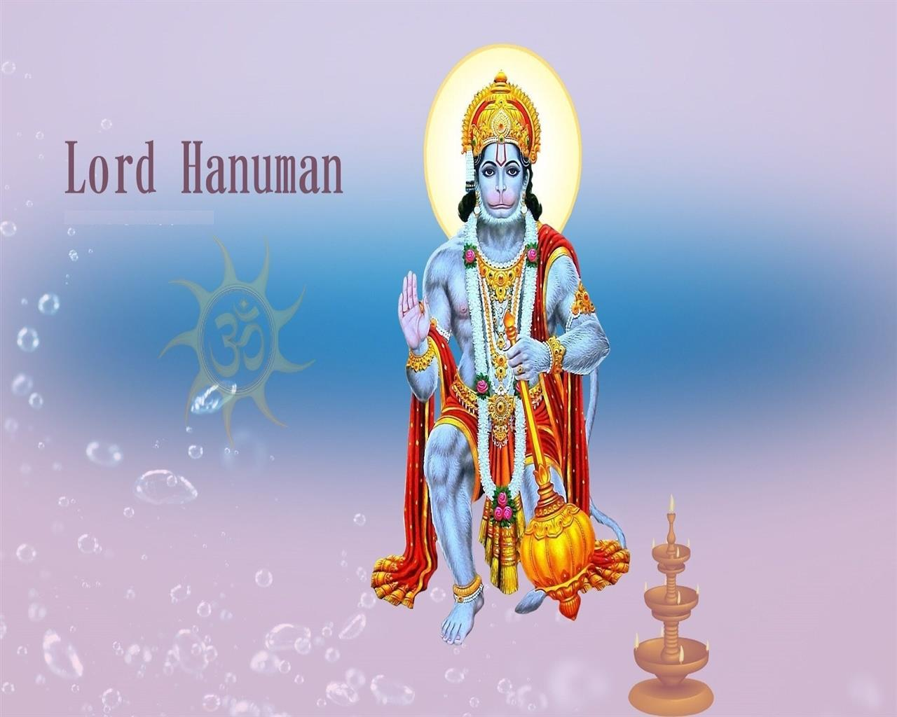 1280x1024 Photo of Lord Hanuman