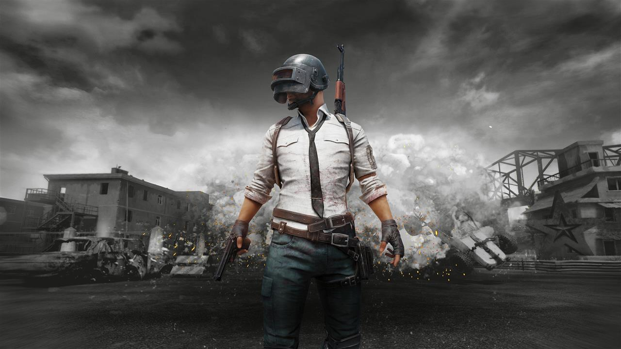 1280x720 4K Poster of PlayerUnknowns Battlegrounds Game