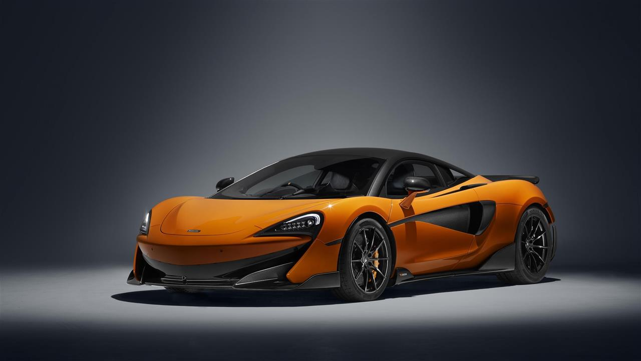 1280x720 4K Wallpaper of 2019 McLaren 600LT Race Track Car