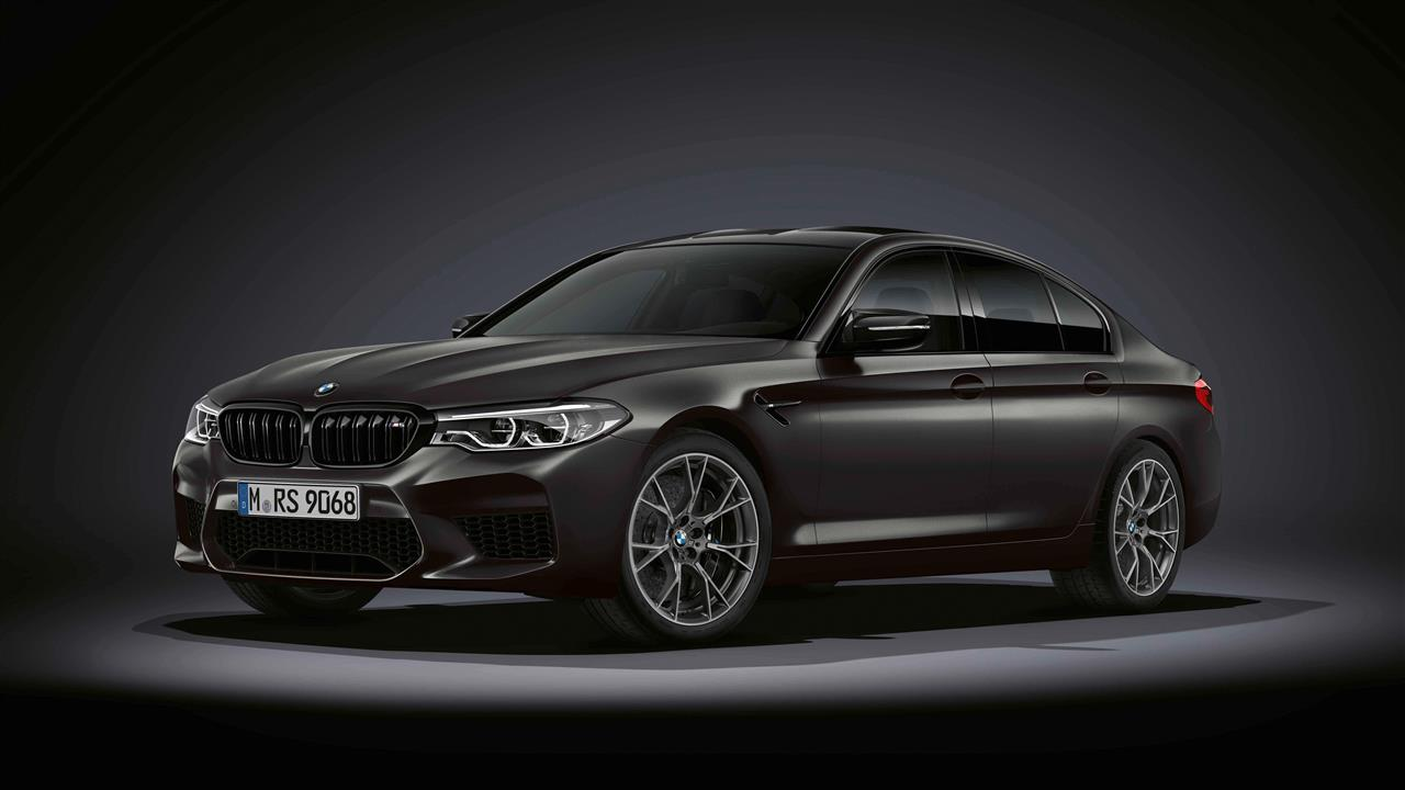 1280x720 8K Wallpaper of 2019 BMW M5 Competition Edition 35 Jahre Car