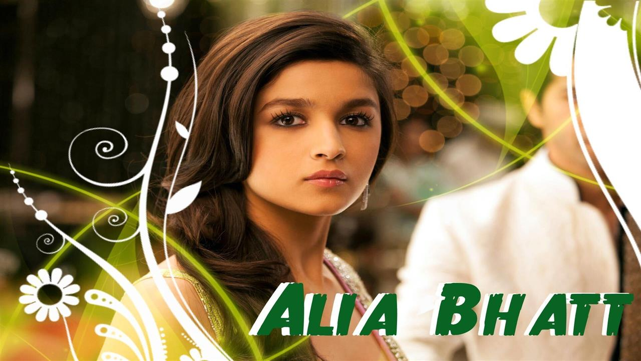 1280x720 Bollywood Actress Alia Bhatt