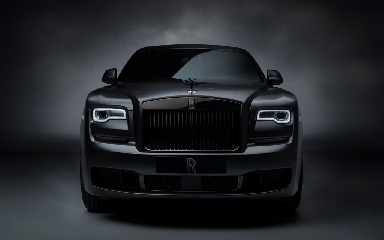 1280x800 8K Wallpaper of 2019 Rolls Royce Ghost Black Badge Car