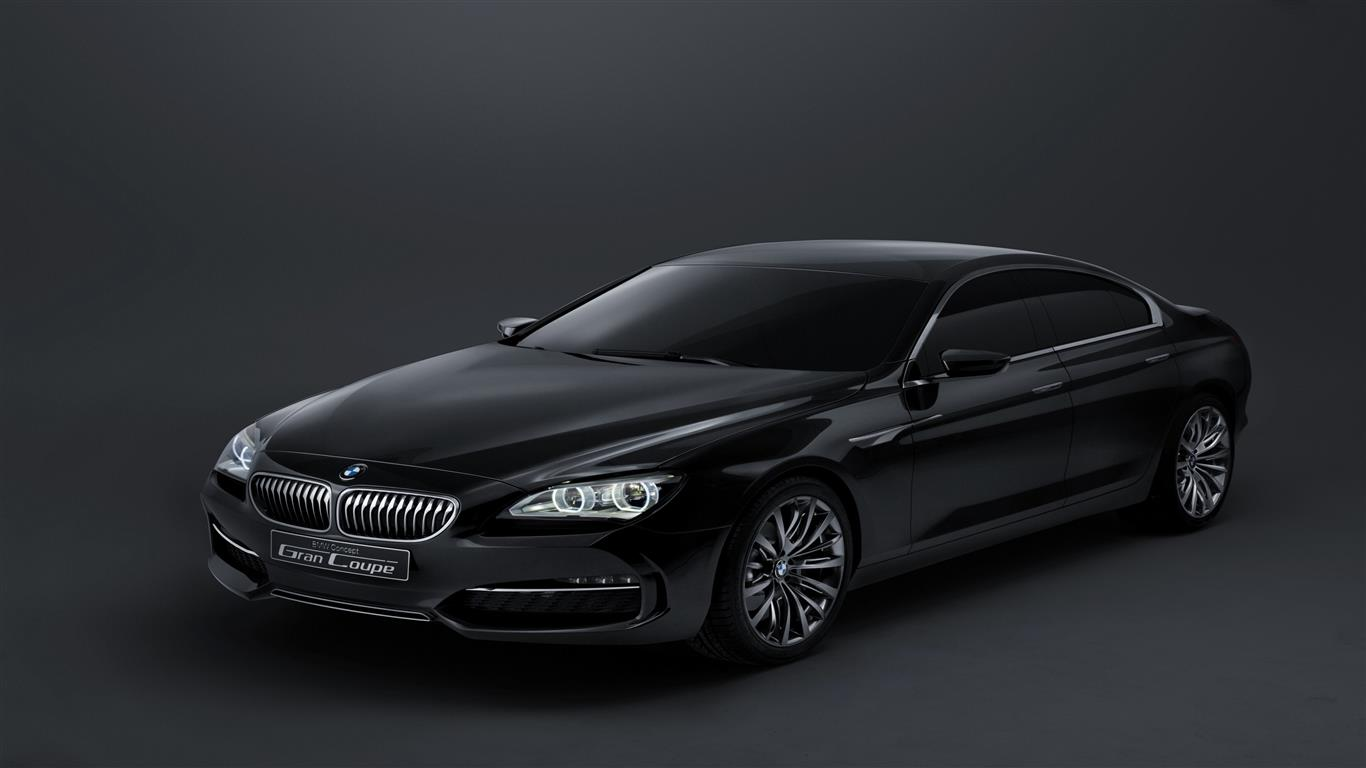 1366x768 BMW Car HD Wallpaper