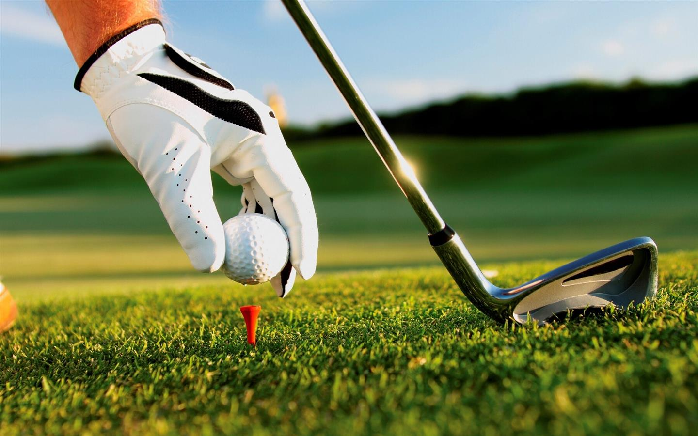 1440x900 Golf Sport Game HD Wallpaper
