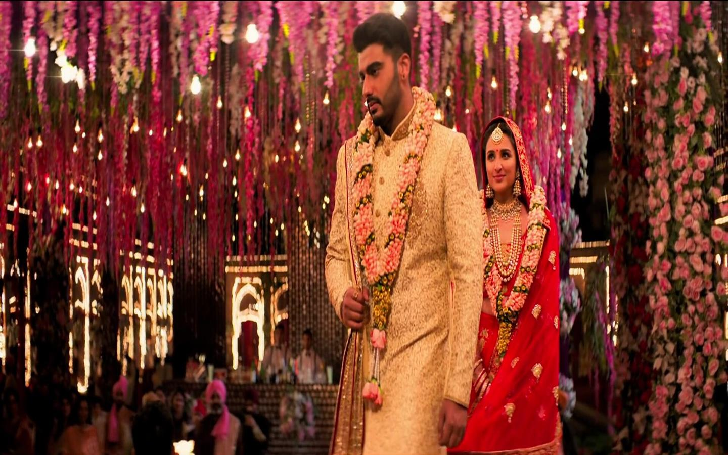 1440x900 Parineeti Chopra Marriage with Arjun Kapoor in Namaste England
