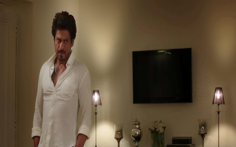 1440x900 Shah Rukh Khan in Jab Harry Met Sejal Movie Wallpaper