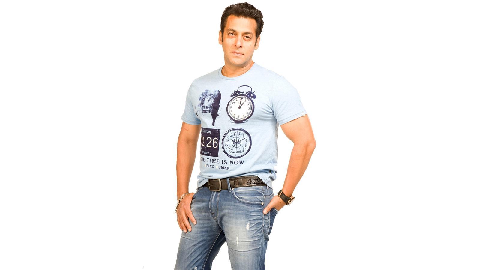 1600x900 4K Image of Salman Khan