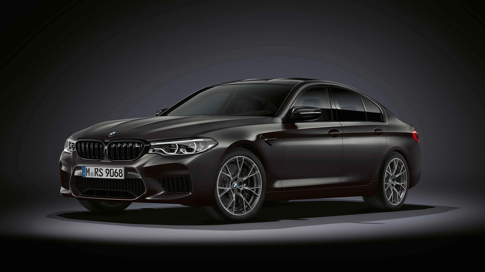1600x900 8K Wallpaper of 2019 BMW M5 Competition Edition 35 Jahre Car