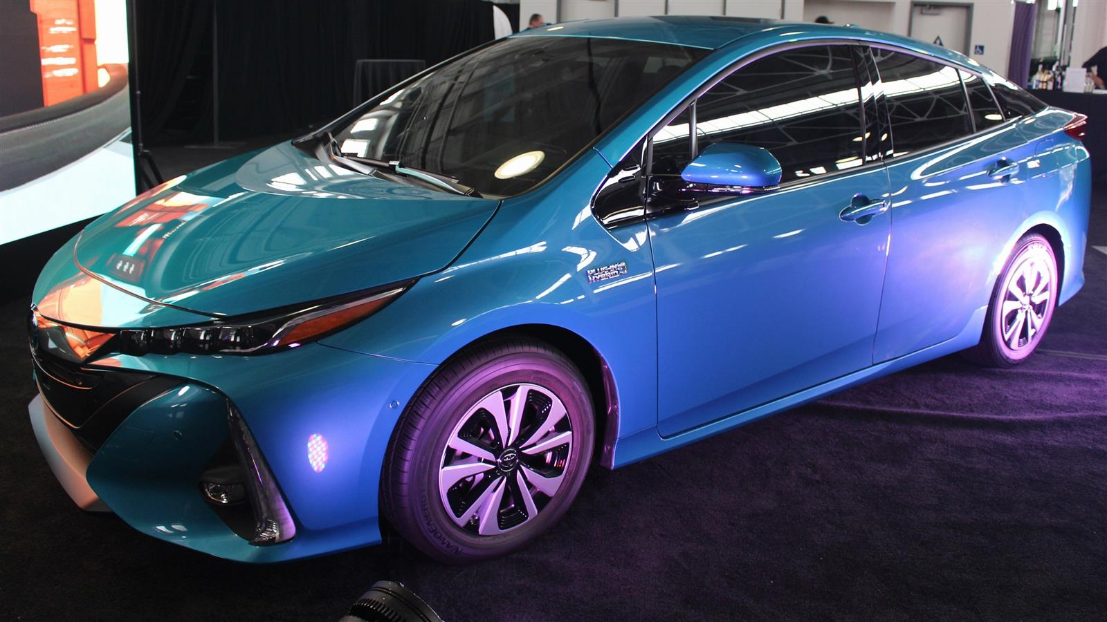 1600x900 Latest Toyota Prius Prime Car 4K Wallpaper
