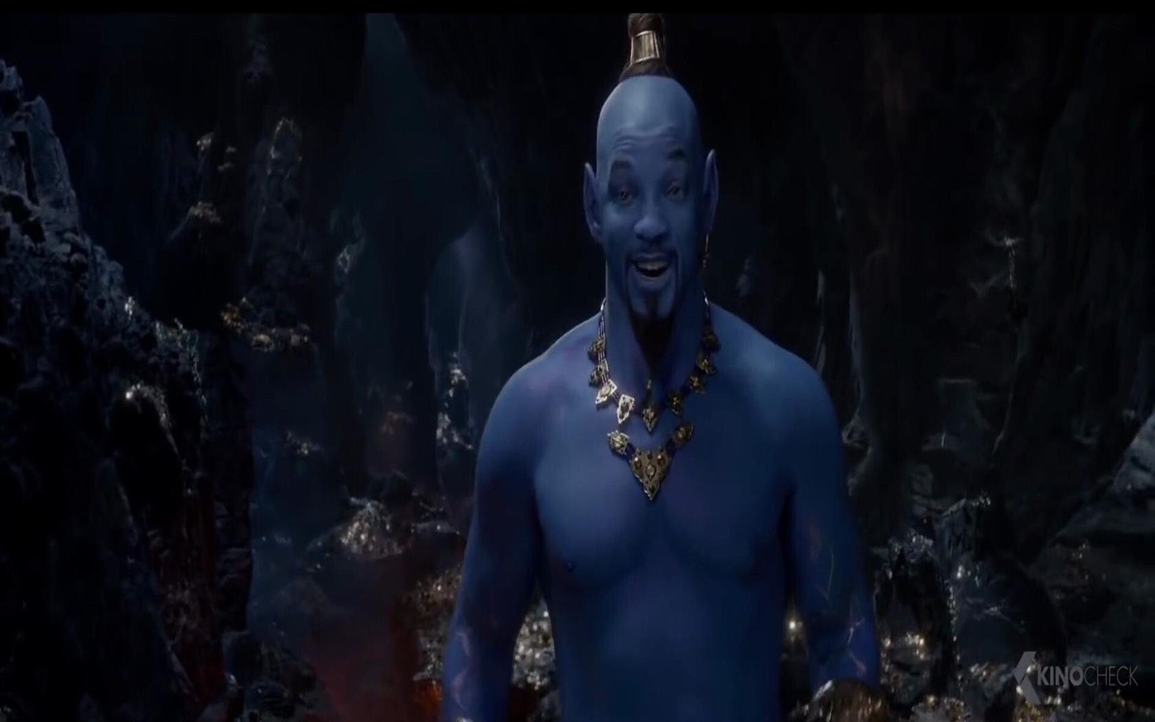 1680x1050 Will Smith as Genie in 2019 Film Aladdin