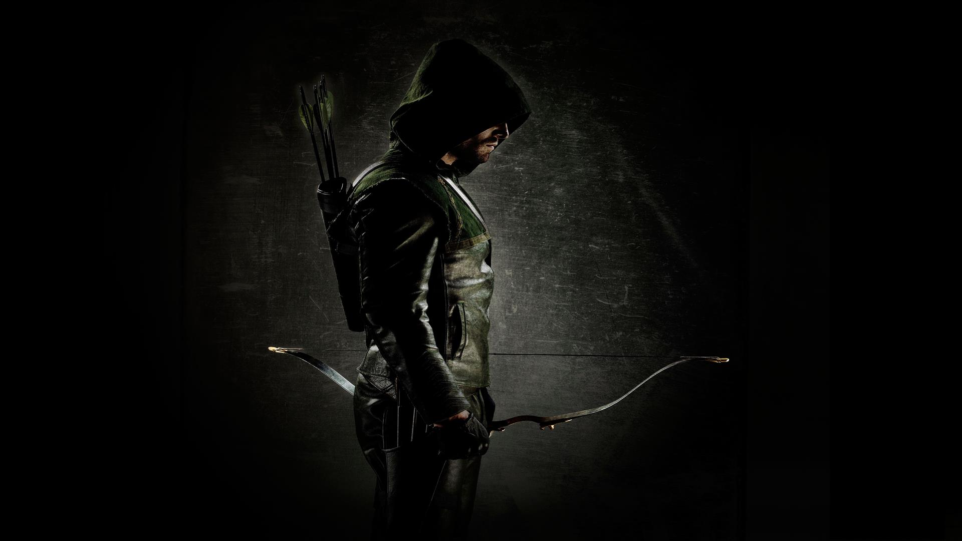 1920x1080 Green Arrow Fictional Superhero HD Wallpaper
