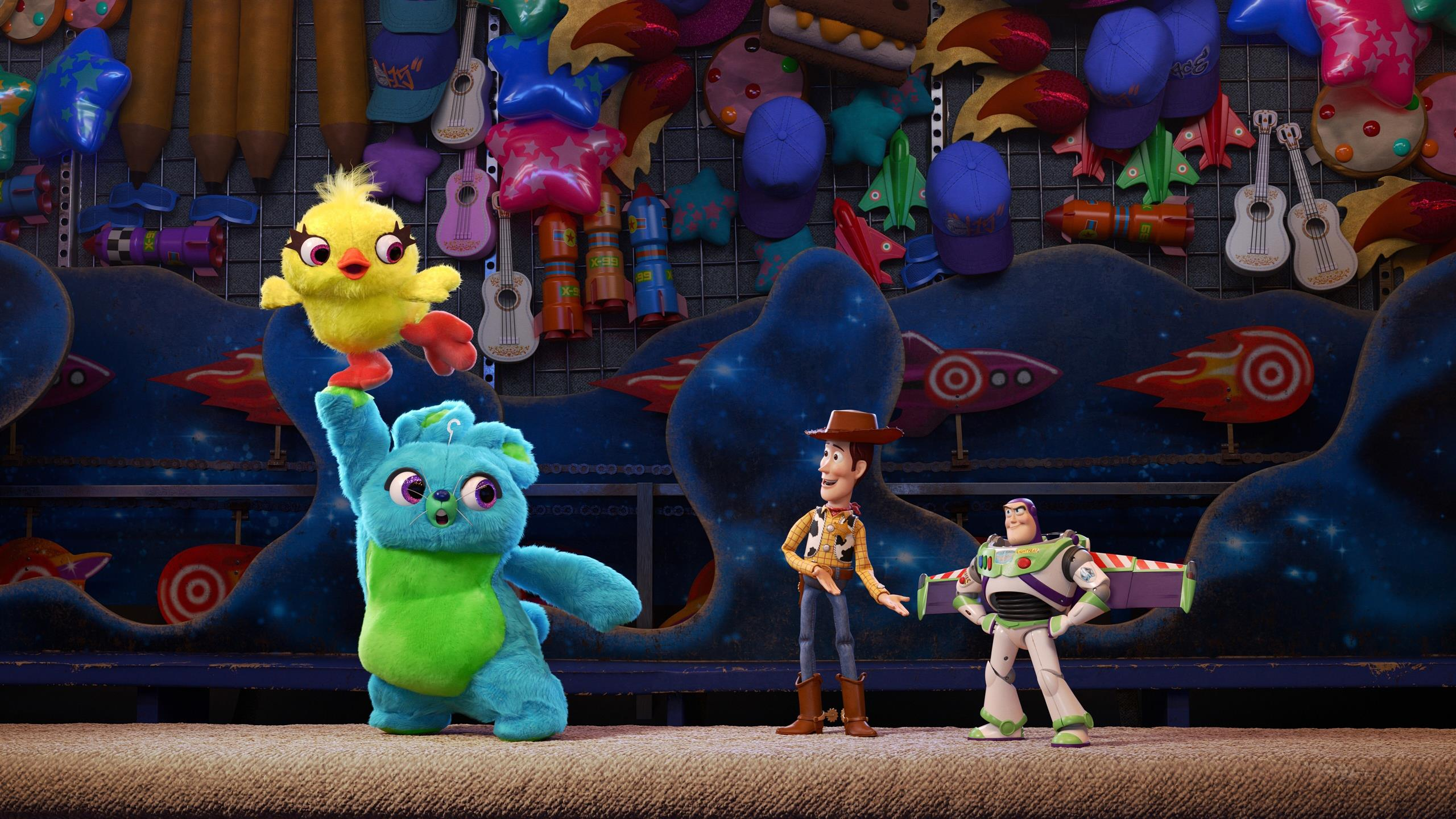 2560x1440 5K Photo of Hollywood 2019 Movie Toy Story 4