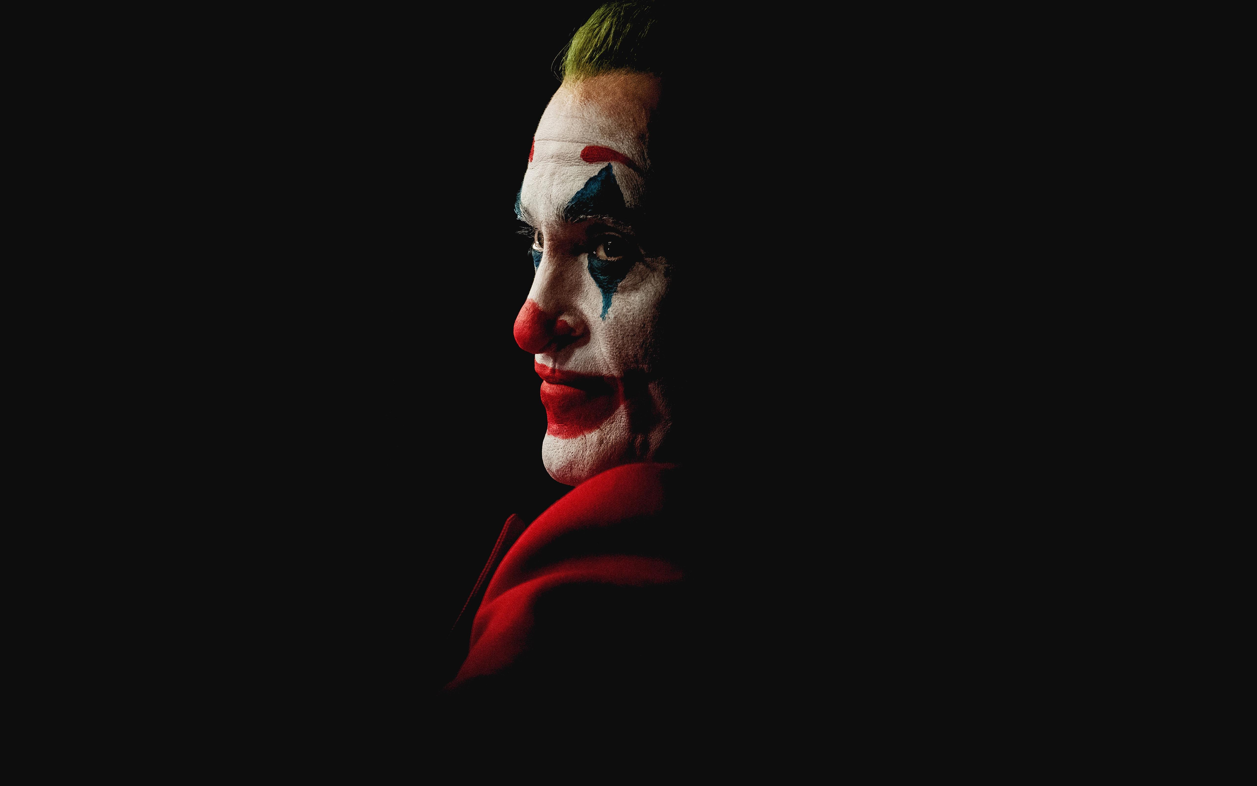 5120x3200 Joker 2019 Film 7K Wallpaper