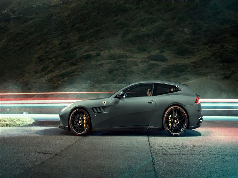 800x600 Ferrari GTC4Lusso 2018 Car 4K Wallpapers
