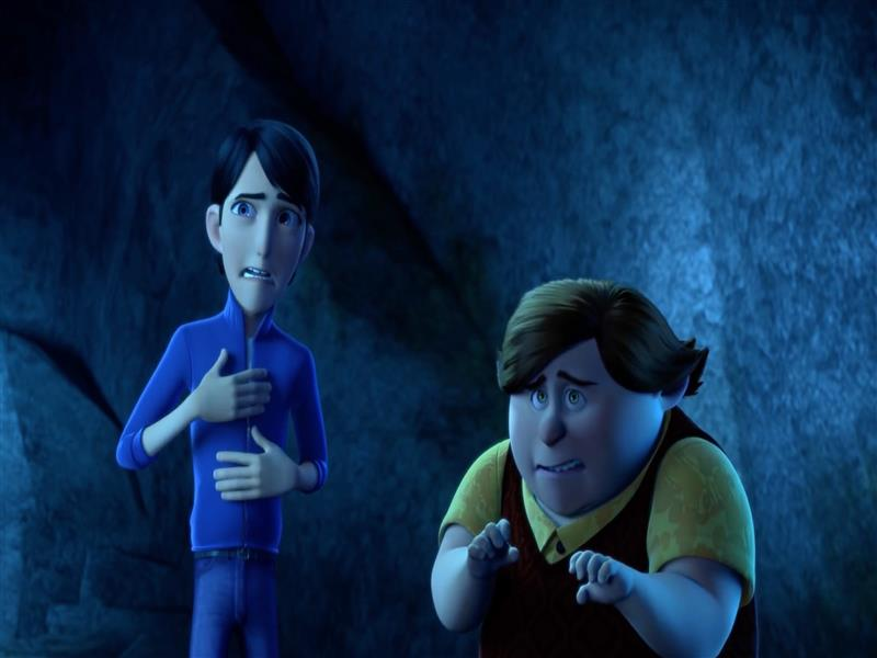 800x600 Jim Lake Jr in Trollhunters Animated TV Show Wallpaper