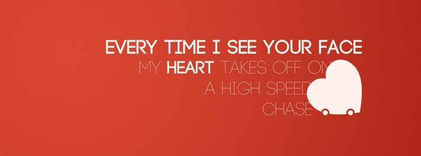 FB Cover Photo of Love Thought