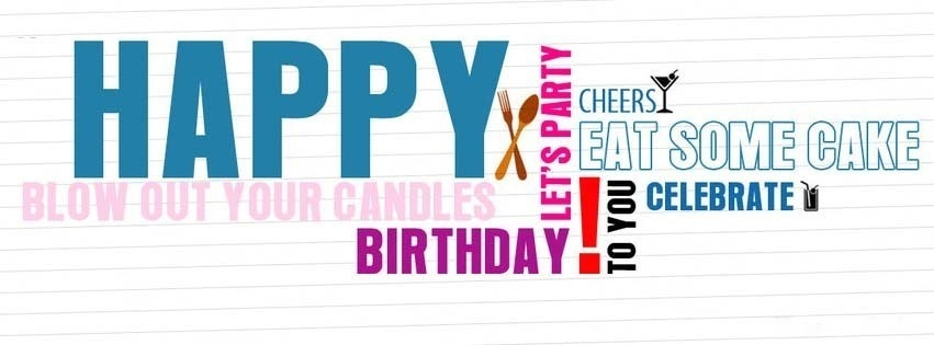 Facebook Cover of Happy Birthday Greetings
