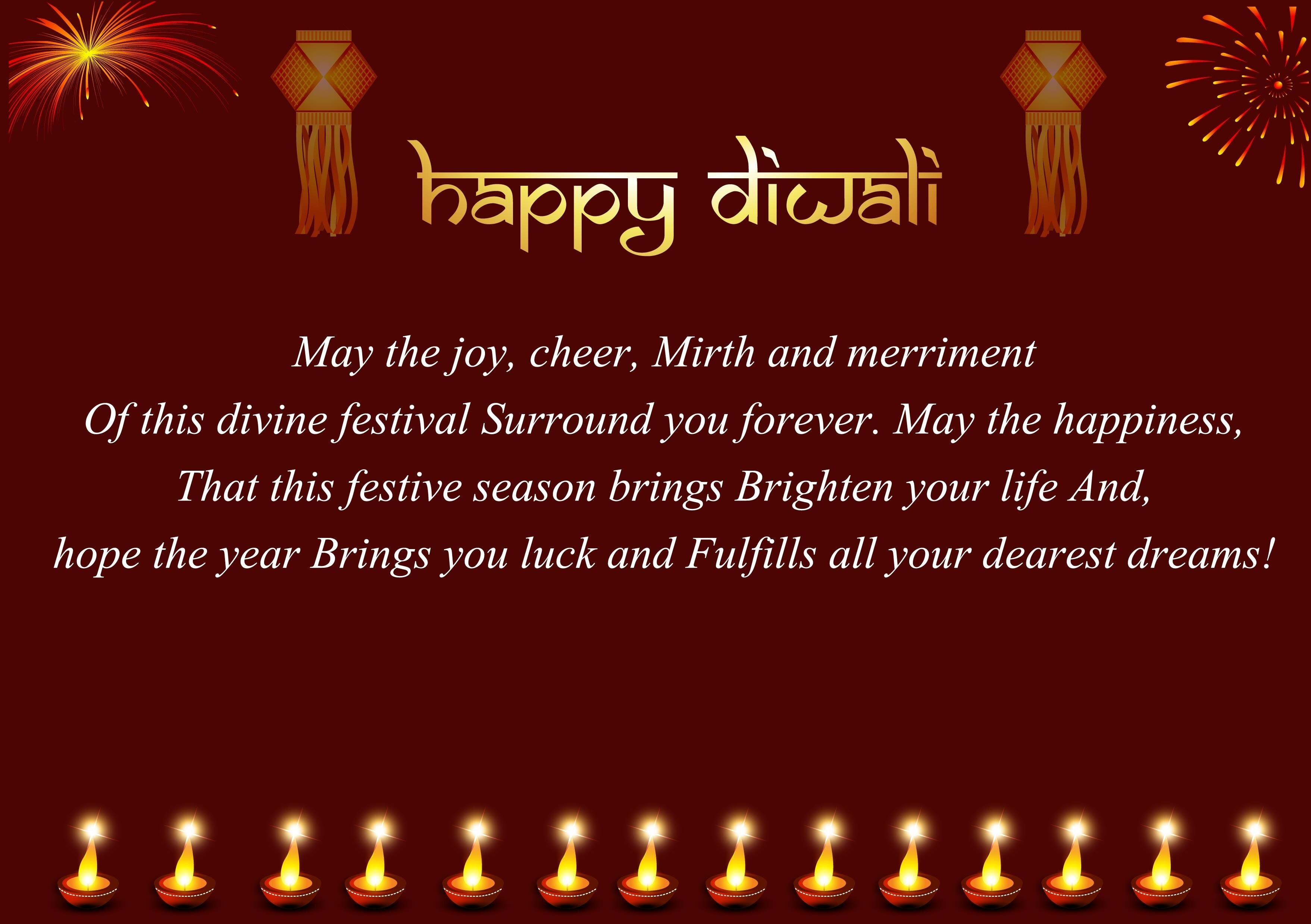 Happy Diwali Greeting Cards Images Hd Wallpapers