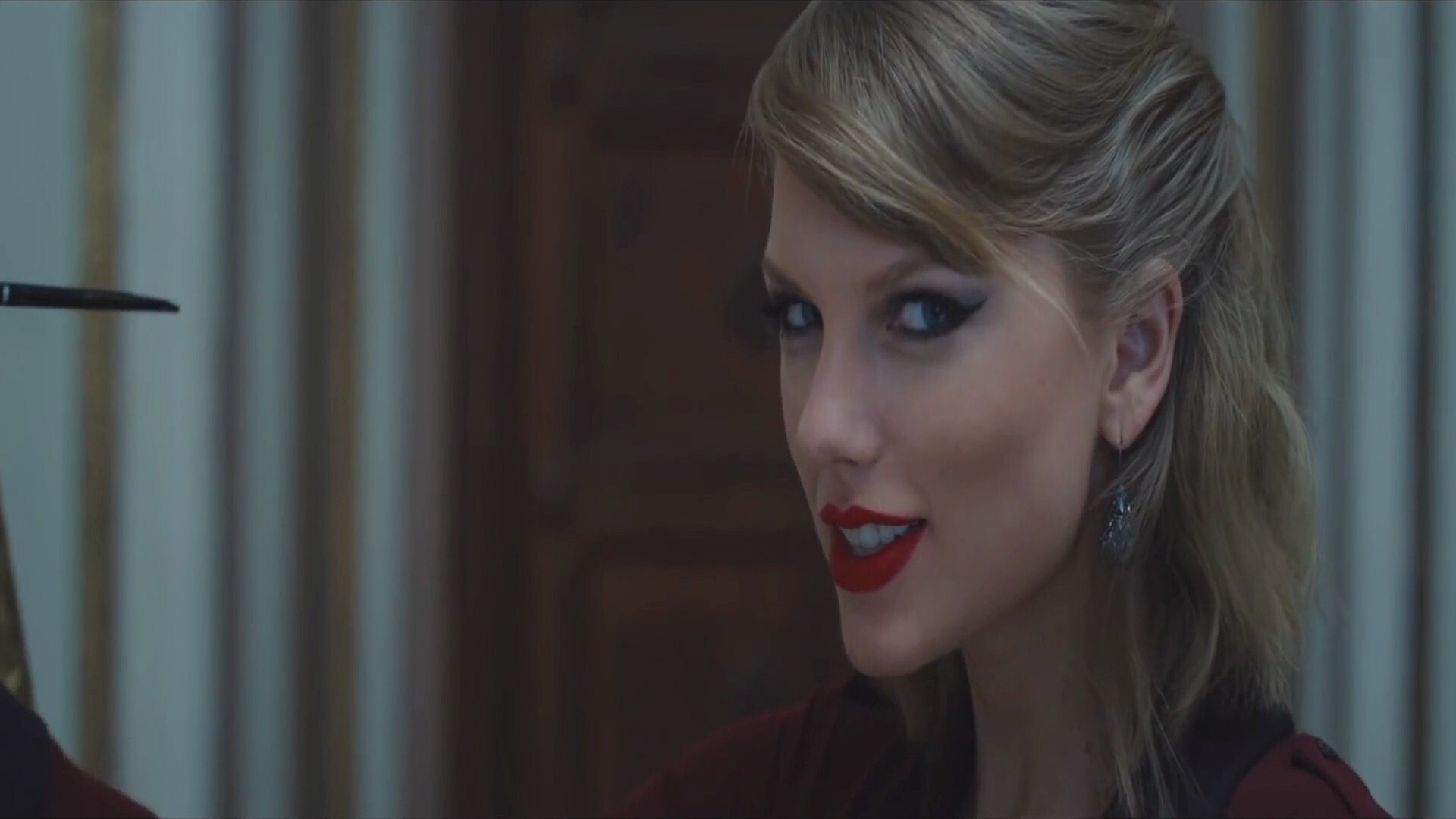 Popular Singer Taylor Swift In Blank Space Her New Song Hd