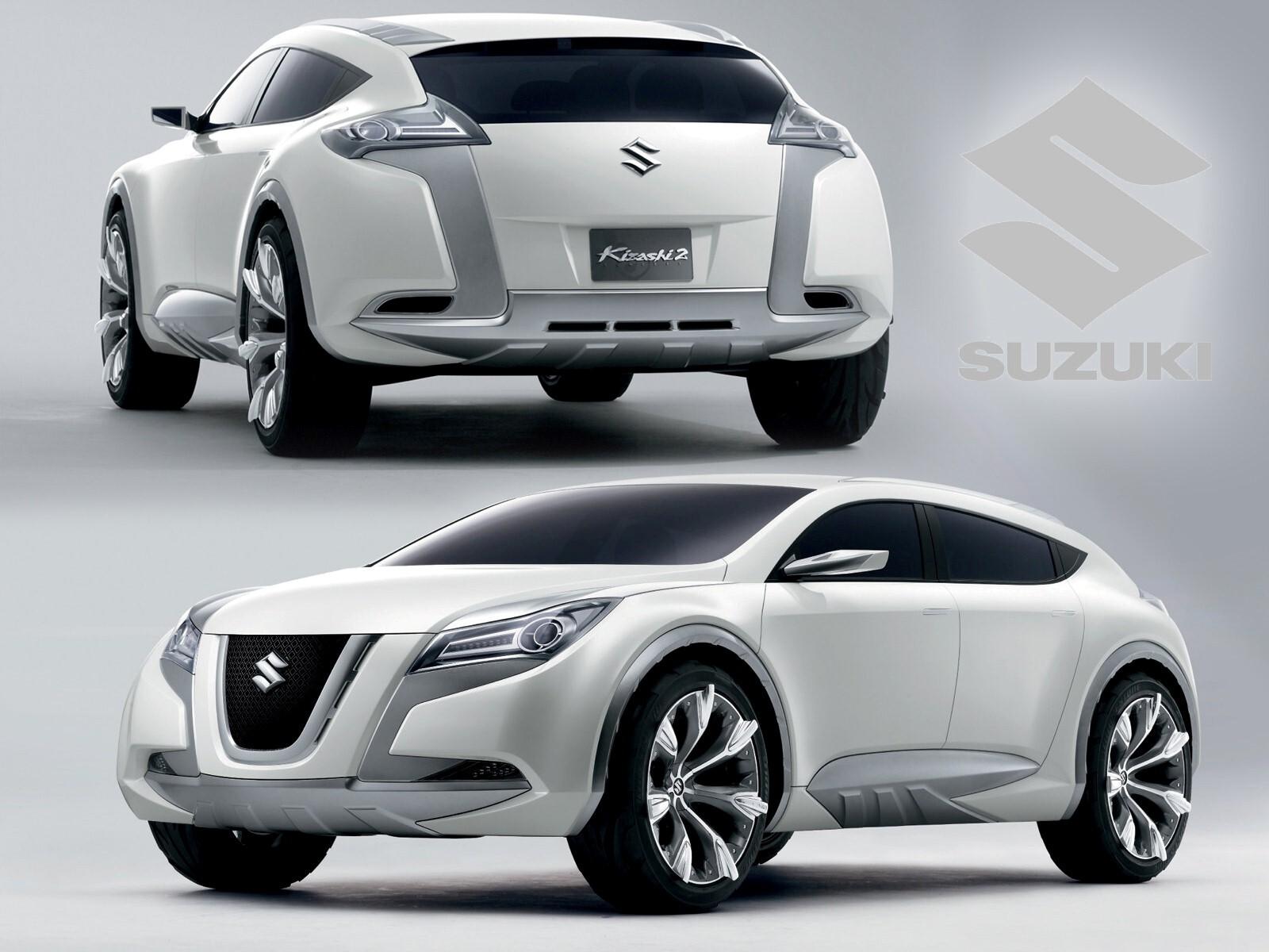 Suzuki Kizashi 2 Concept Car Hd Wallpapers