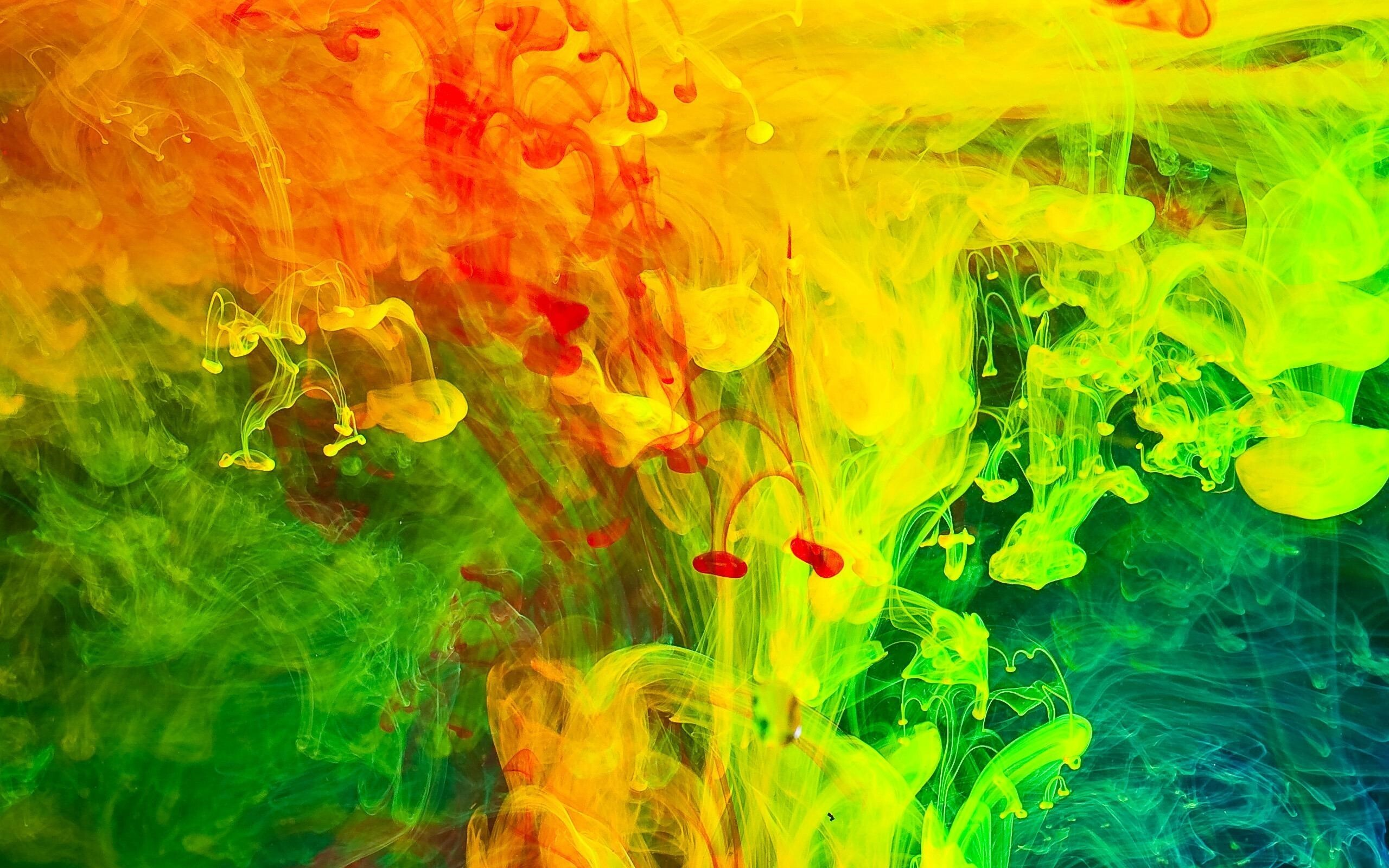 Colorful Abstract Image Wallpaper