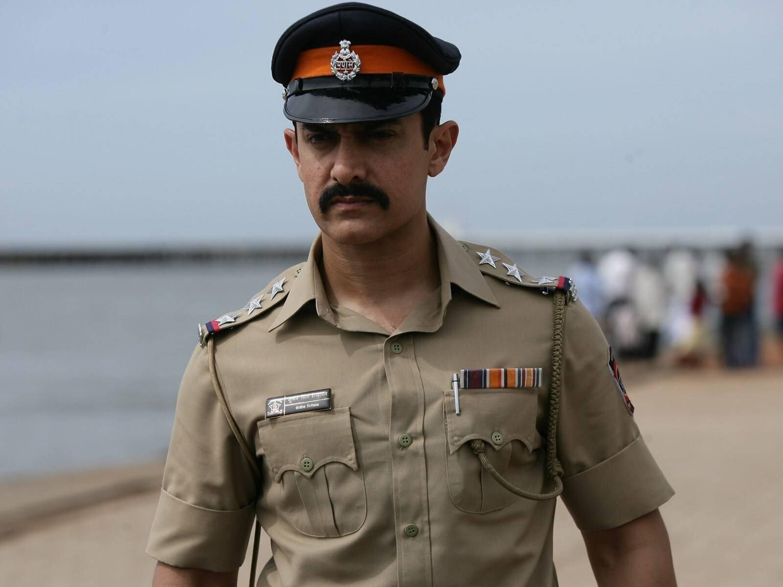 Aamir Khan Police Officer In Talaash