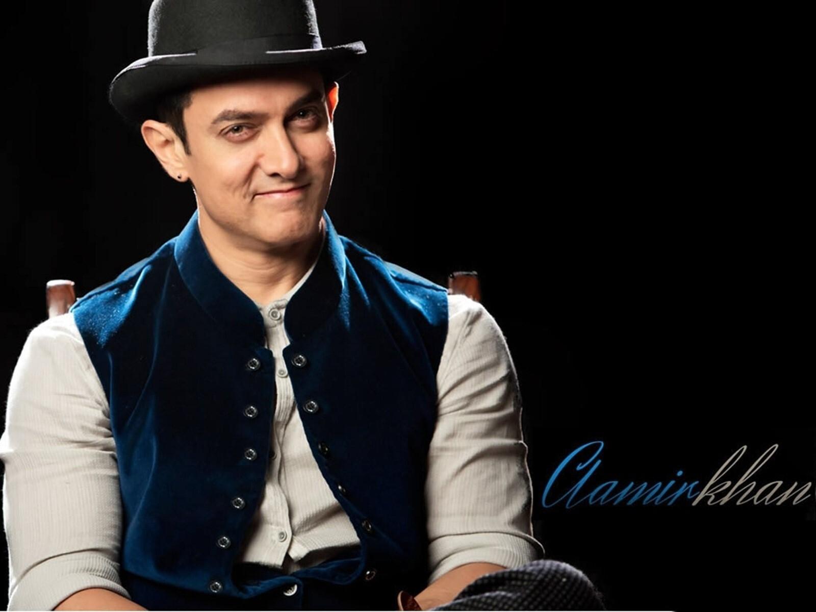 aamir khan in look of dhoom 3 moviephoto | hd wallpapers