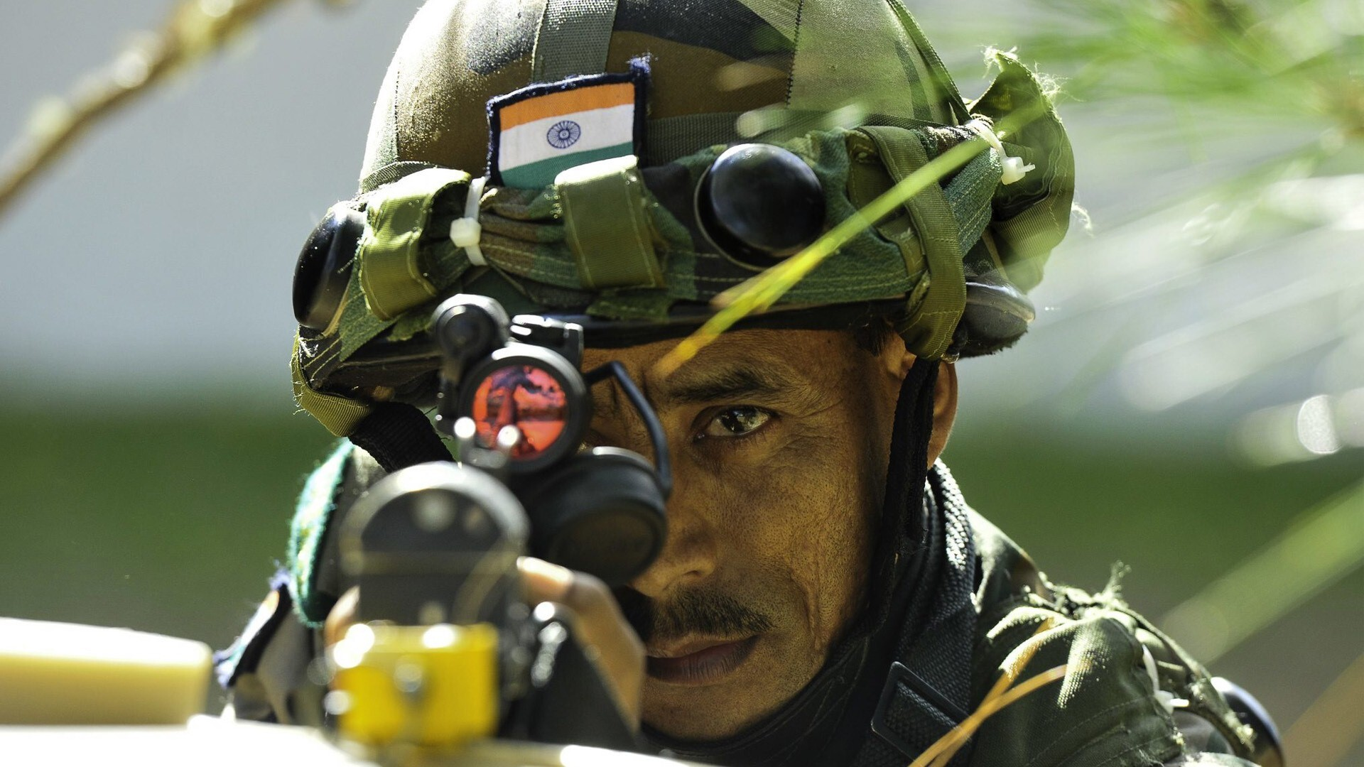 Indian Soldier Wallpaper