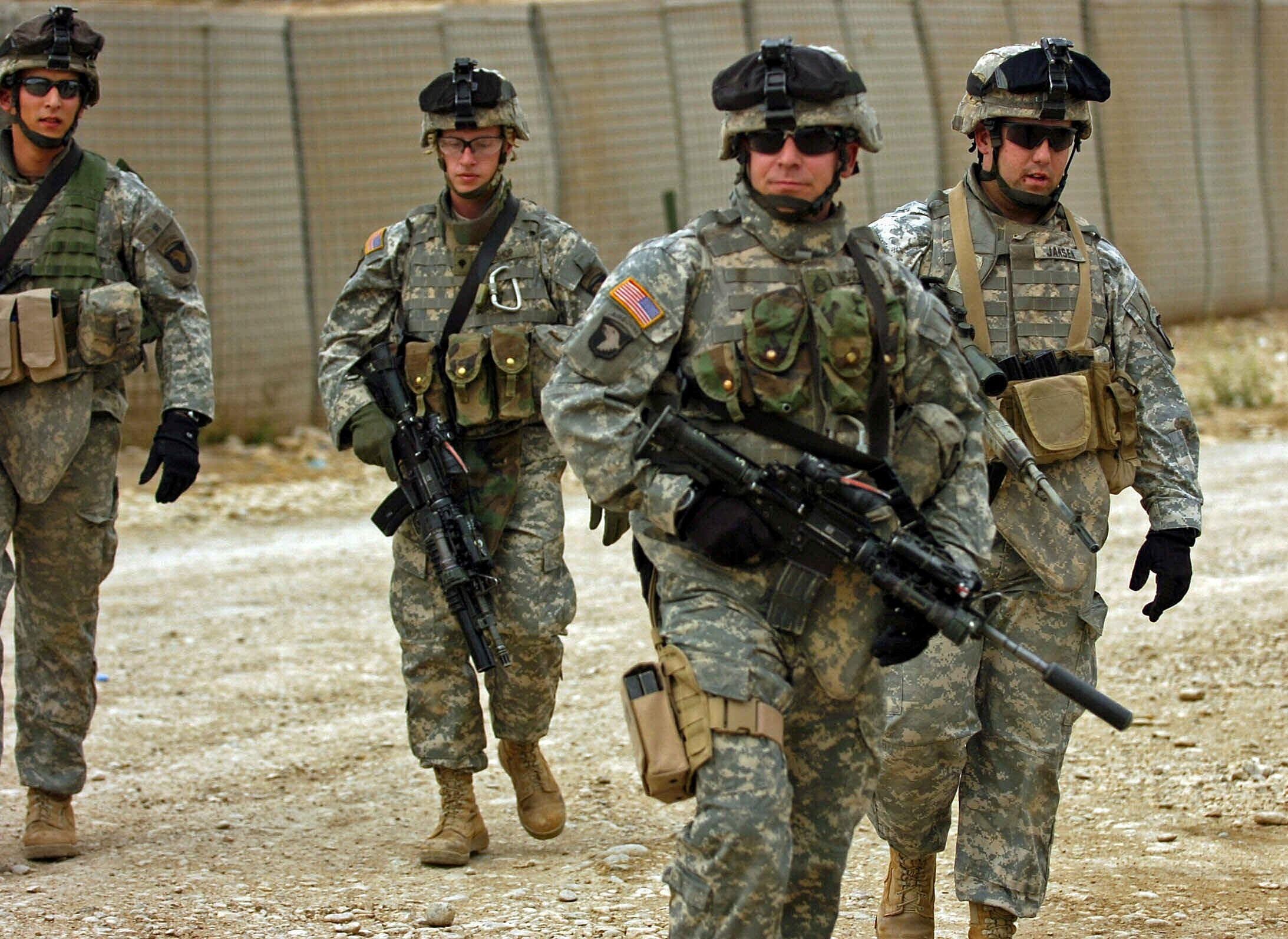 www army force
