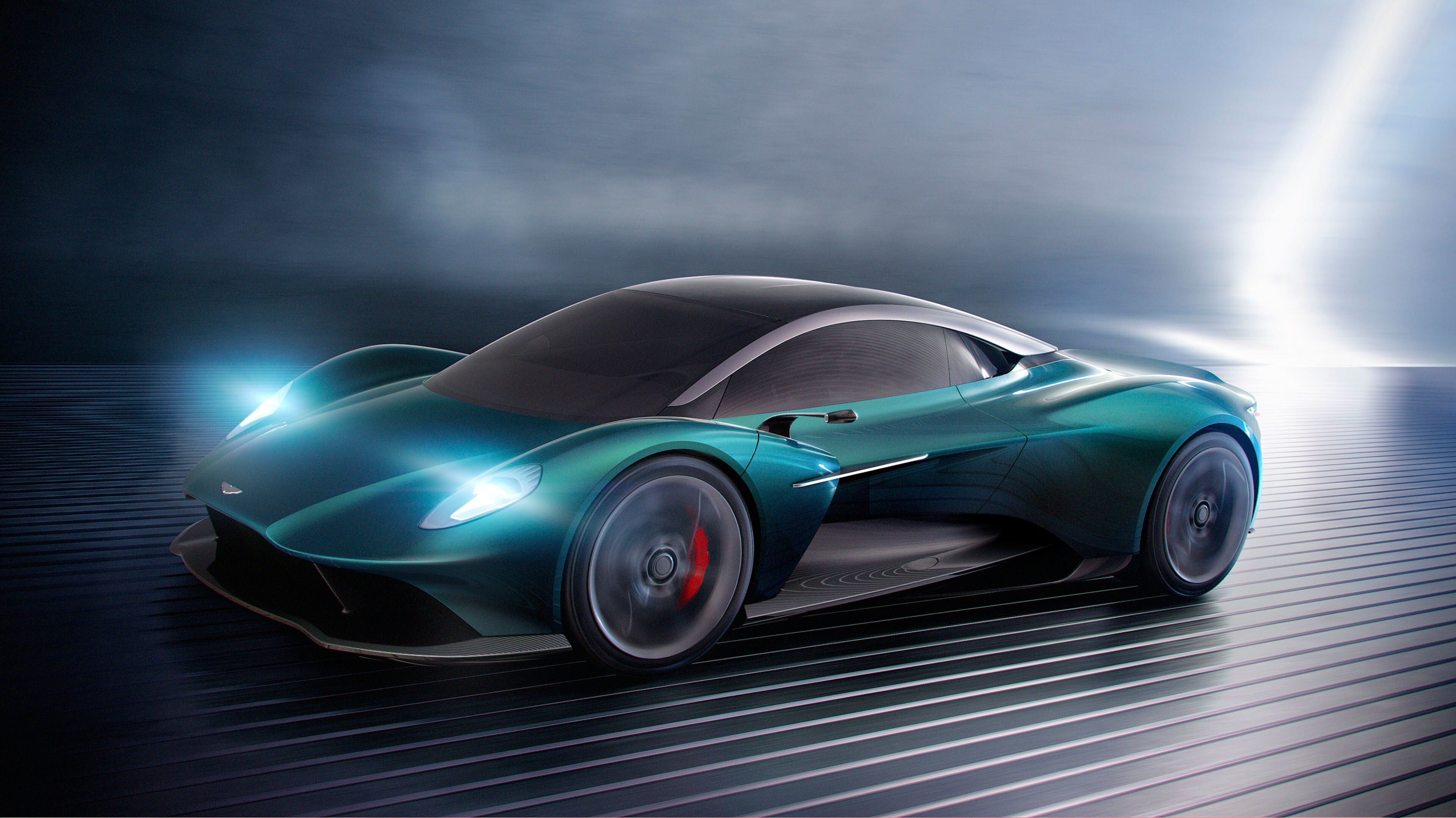 4k Photo Of 2019 Aston Martin Vanquish Vision Car Hd