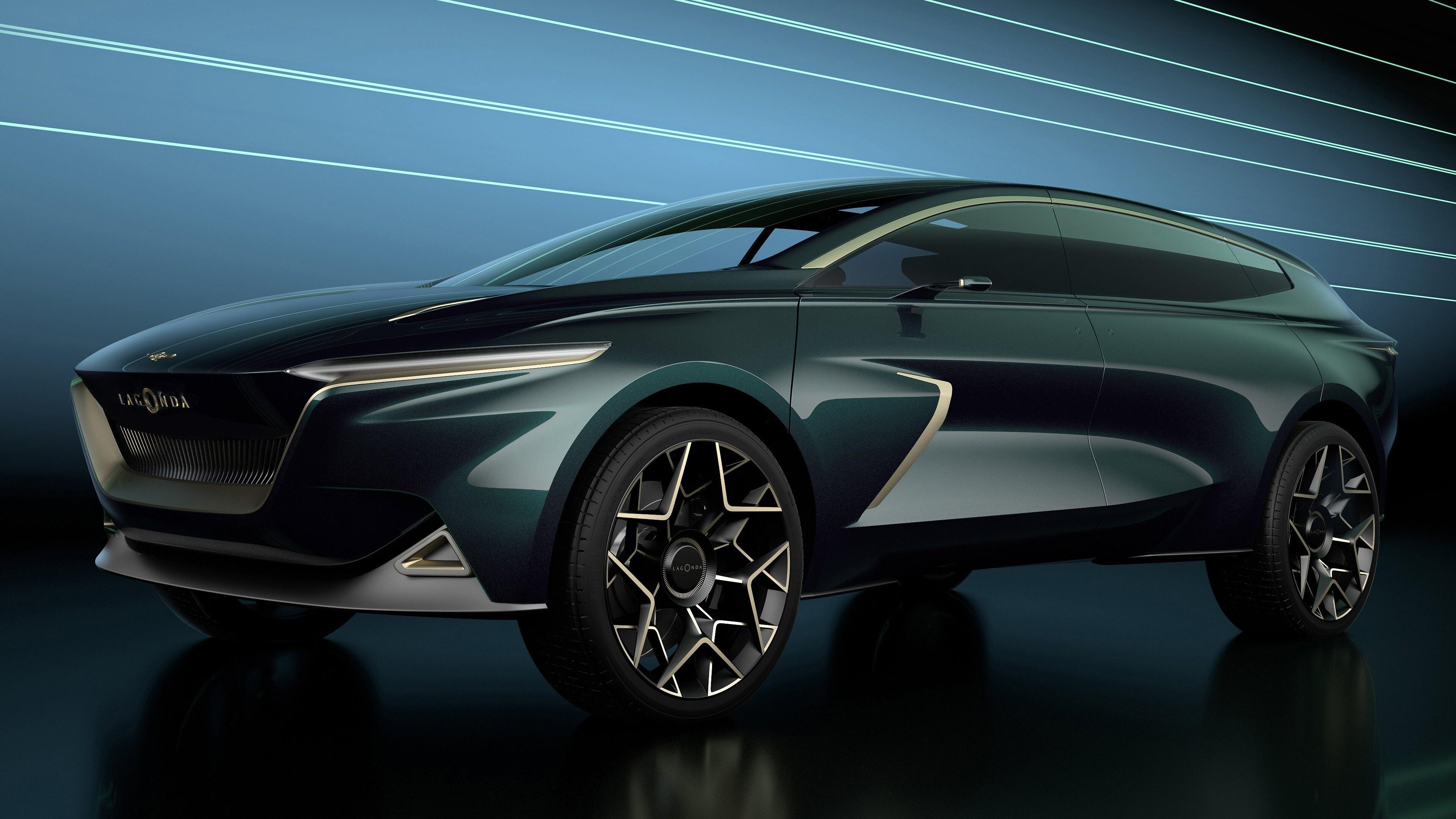 4k Wallpaper Of 2019 Aston Martin Lagonda All Terrain Concept Suv
