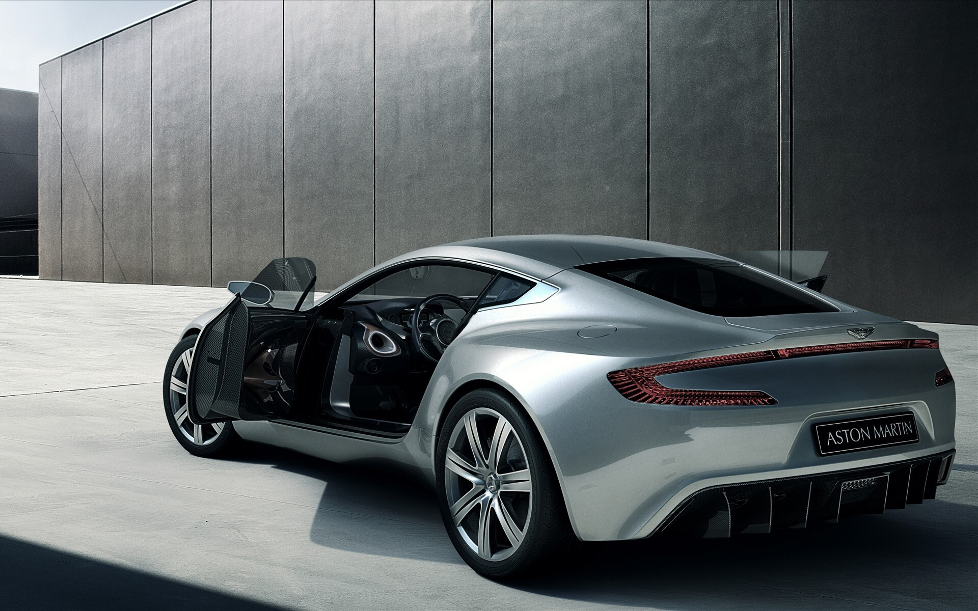 aston martin luxury two seater car hd wallpapers | hd wallpapers