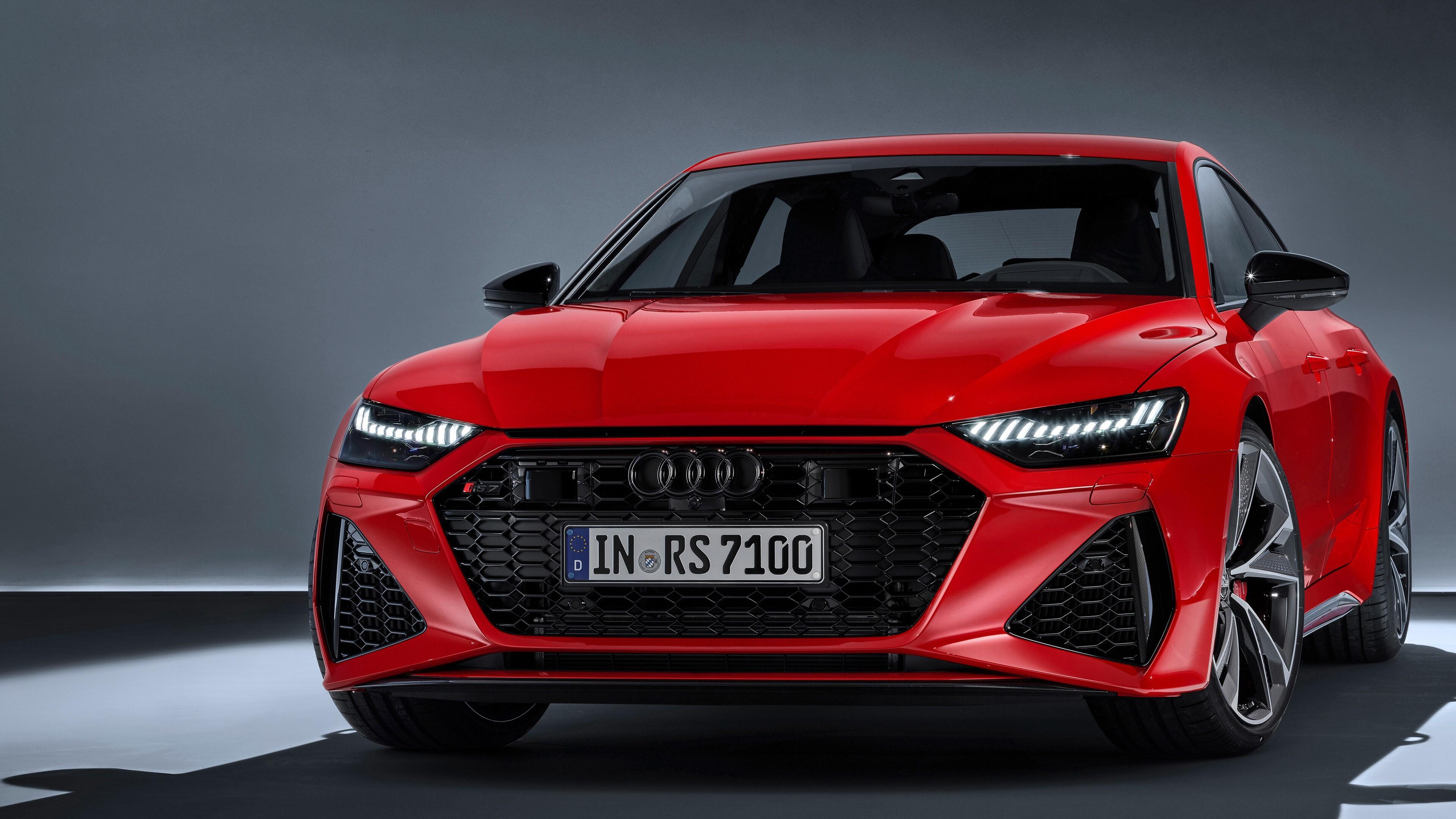 4k Wallpaper Of 2019 Audi Rs 7 Sportback Car Hd Wallpapers