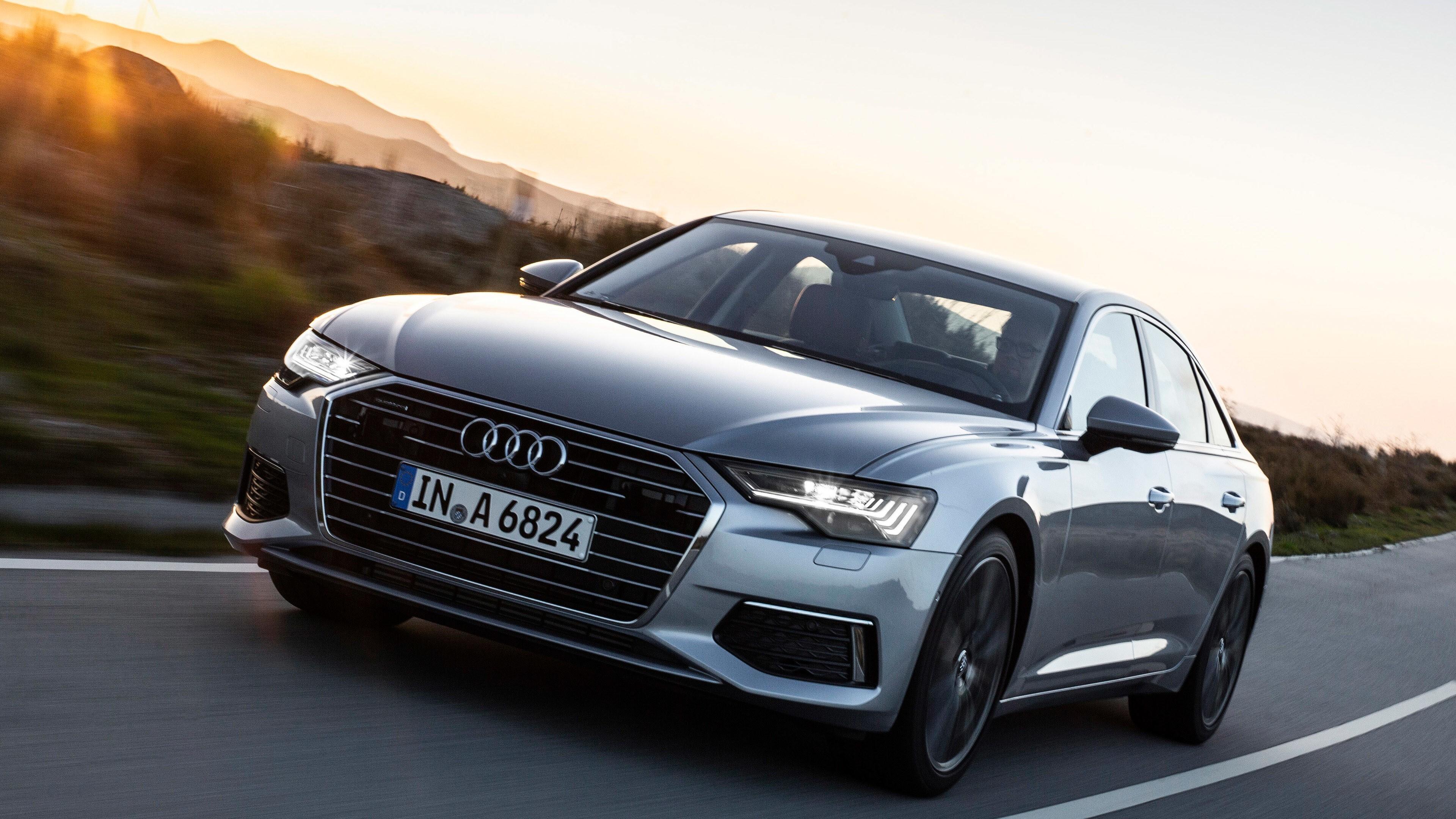 Audi A6 4k Car Hd Wallpapers