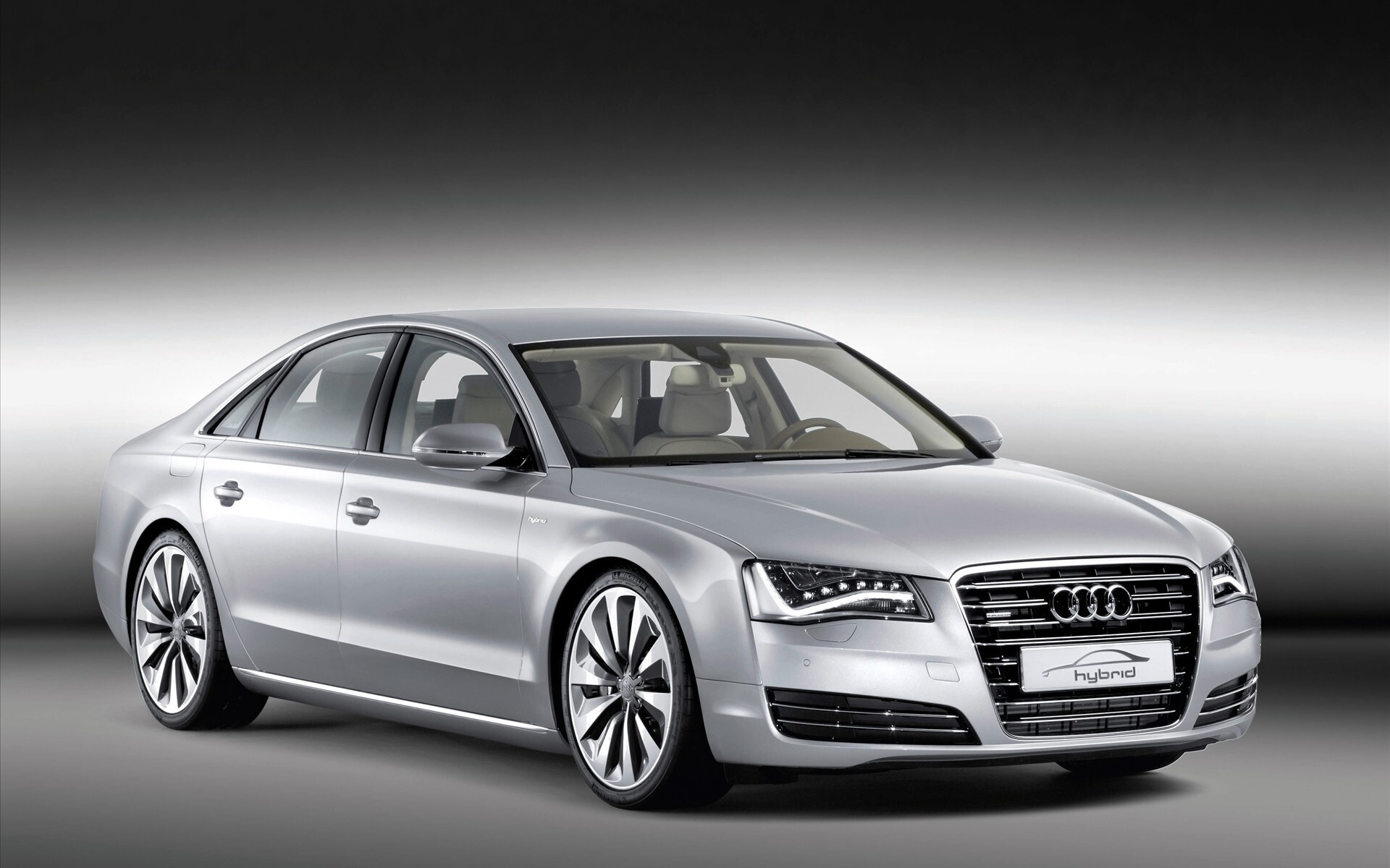 Audi A8 Hybrid 2011 Car Wallpapers Hd Wallpapers