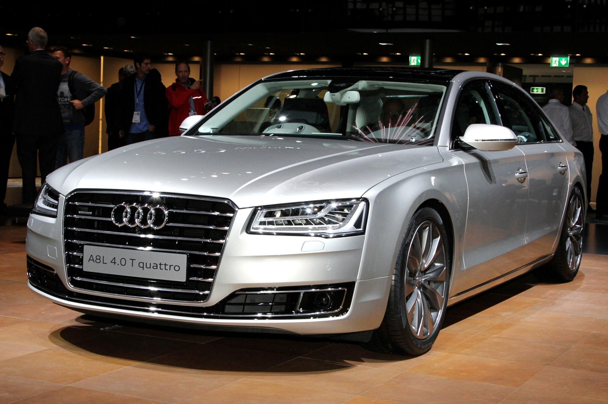 New Audi A8 2015 Luxury Car Wallpaper Hd Wallpapers