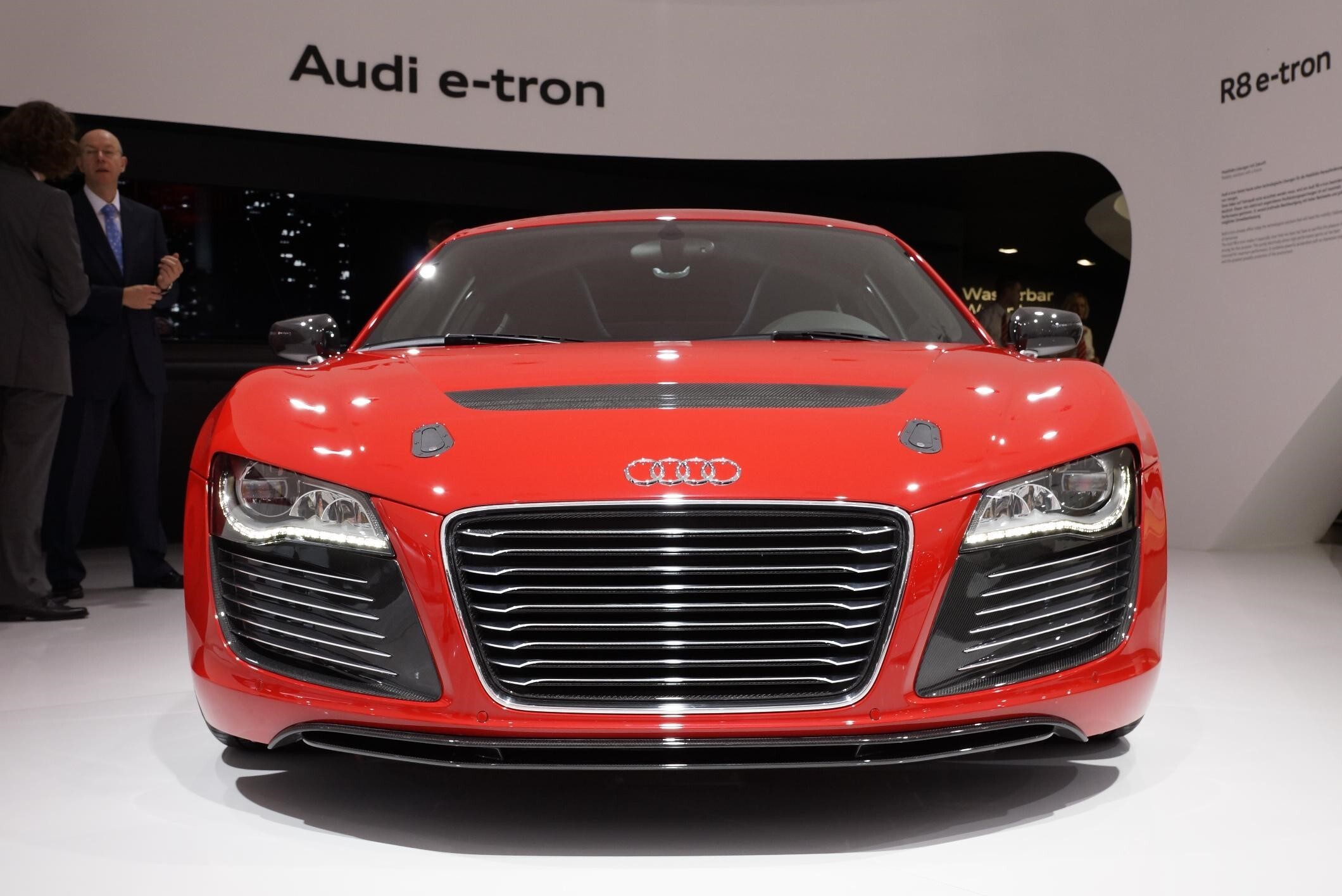 New red latest audi r8 e tron prototype launch car wallpapers hd new red latest audi r8 e tron prototype launch car wallpapers download voltagebd Gallery