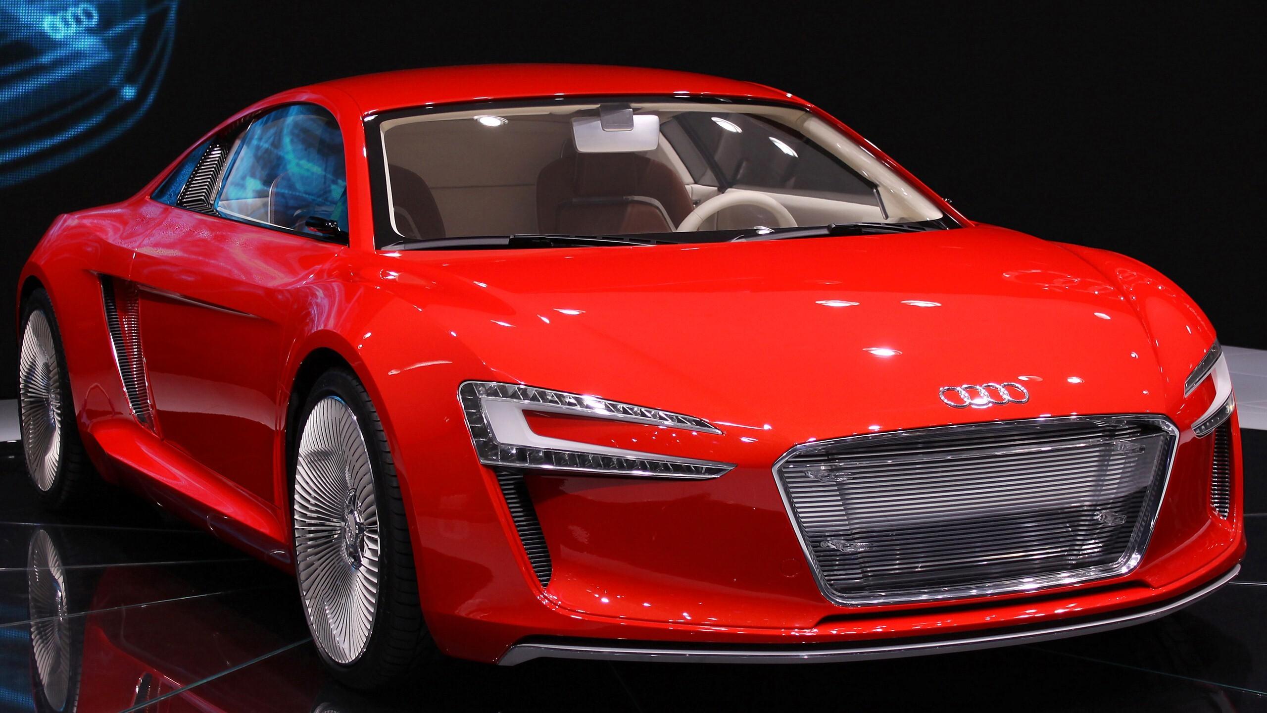 Popular Red Audi Car | HD Wallpapers
