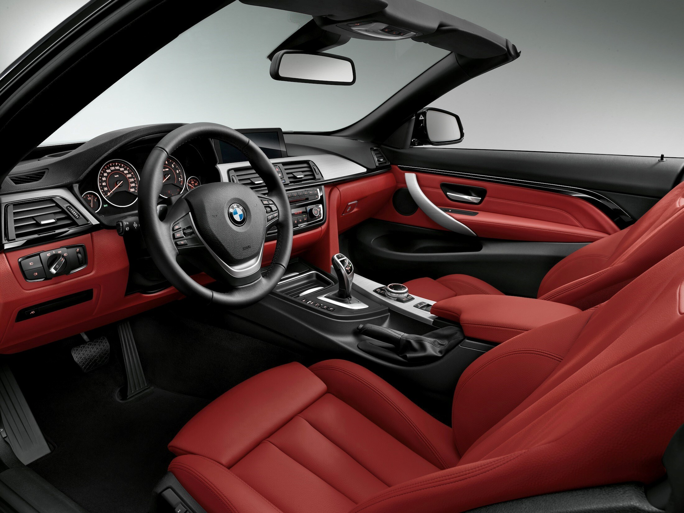 Bmw 4 Series Convertible Interior Cars Dashboard Wallpapers Hd