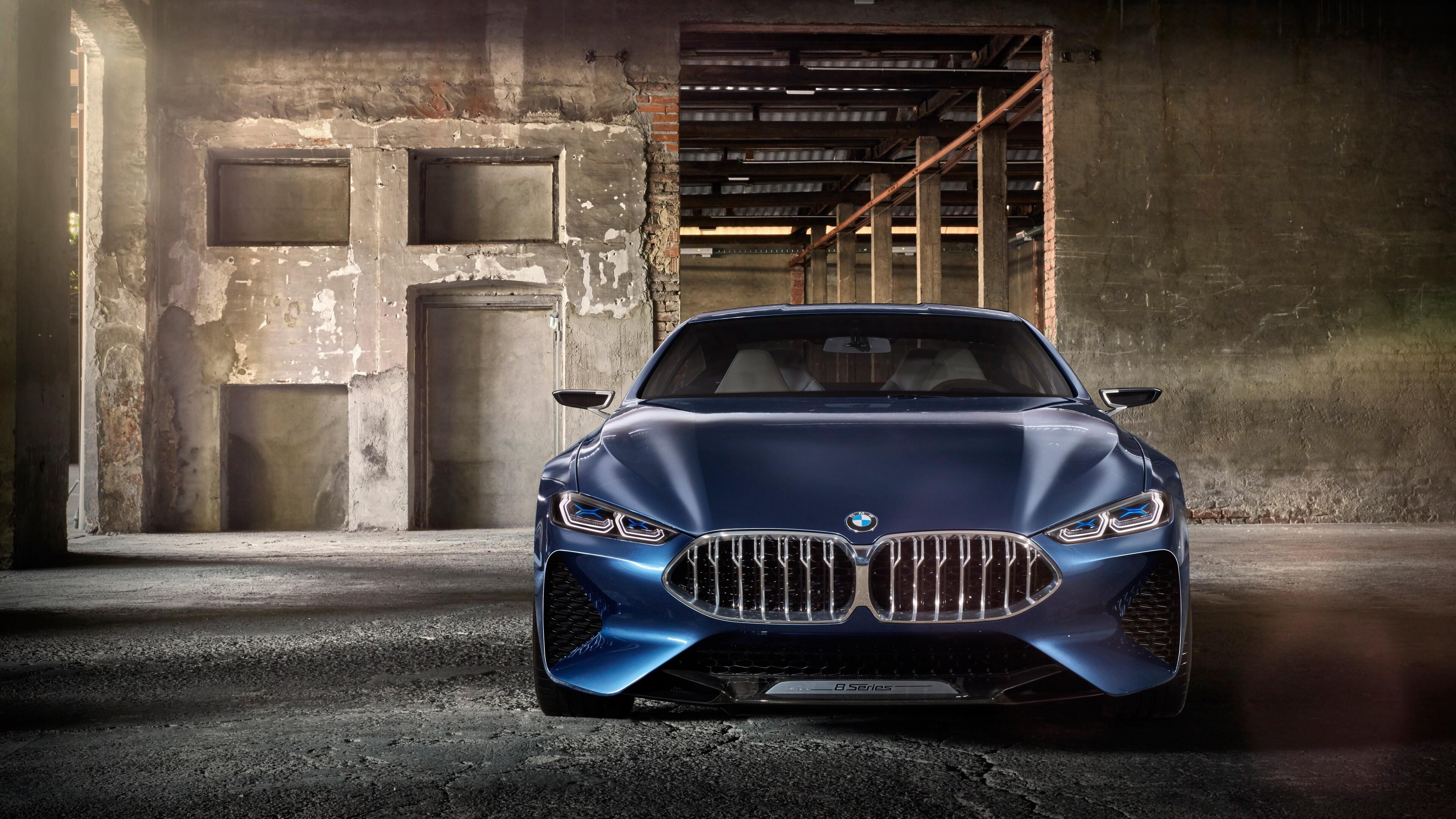 BMW Mountain View >> BMW 8 Series 4K Car | HD Wallpapers