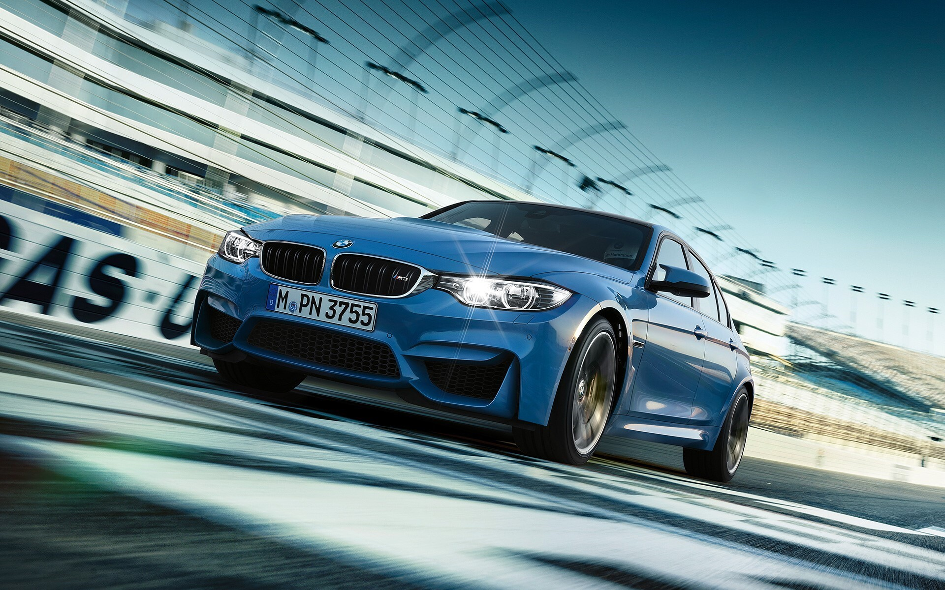BMW F80 M3 on Road Car Photos | HD Wallpapers