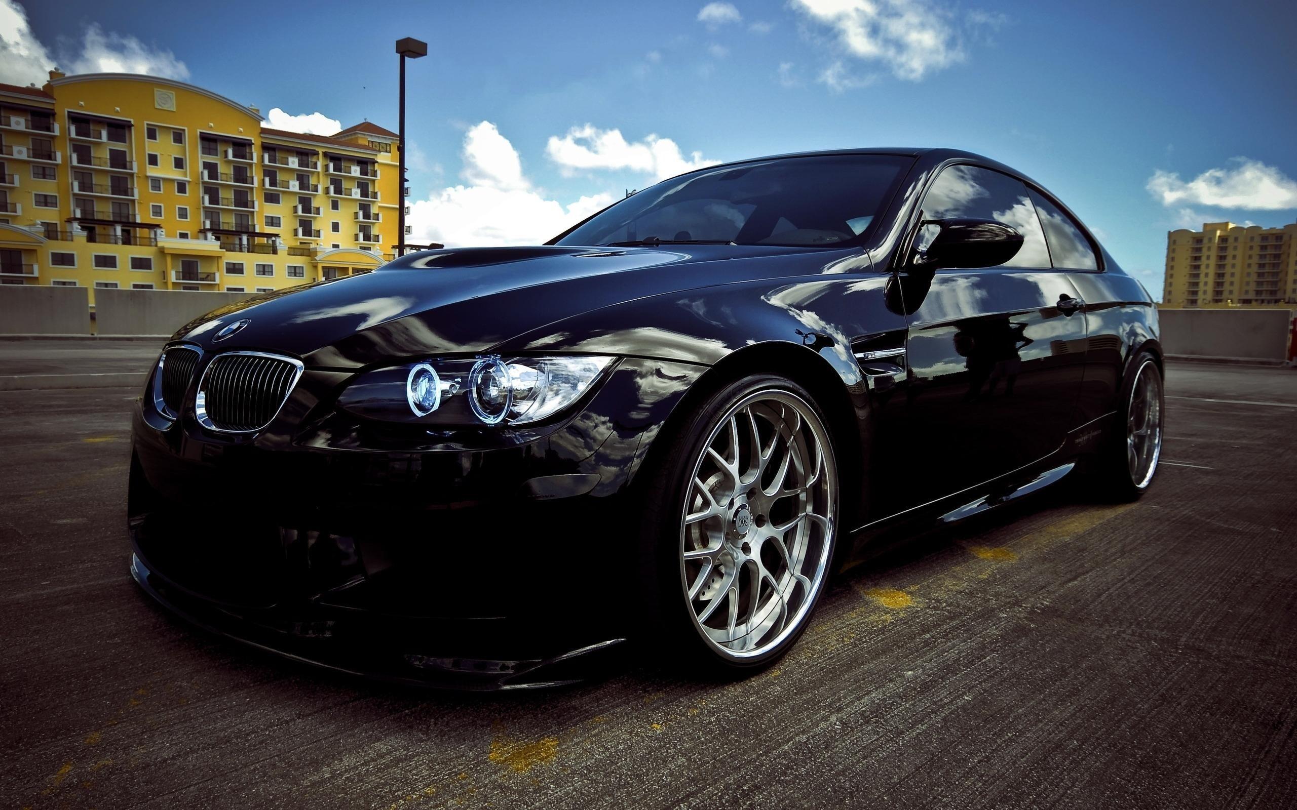 BMW M3 Dark Black Wallpaper | HD Wallpapers
