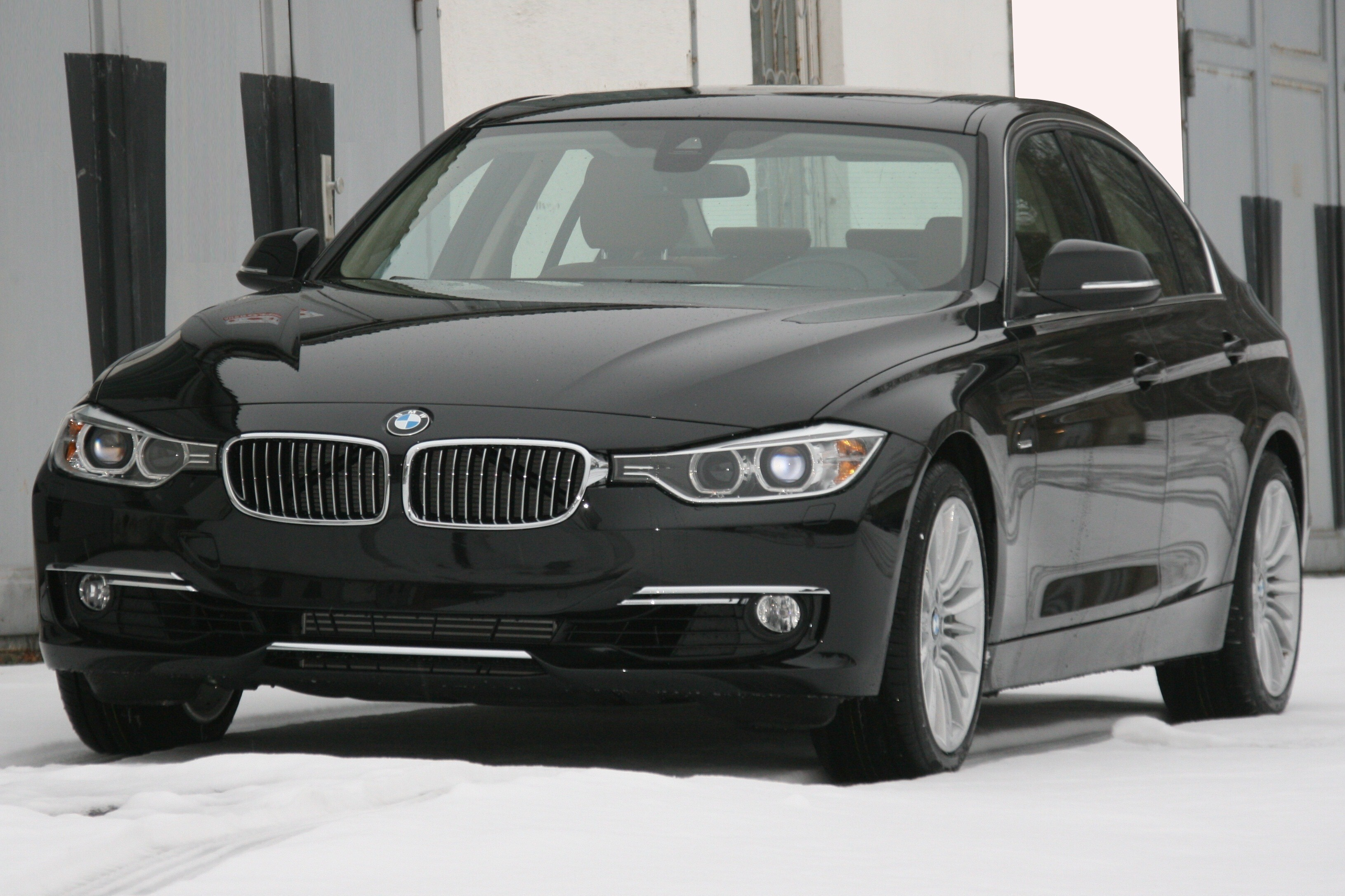 Black Bmw 328i F30 2012 Car Wallpapers Hd Wallpapers